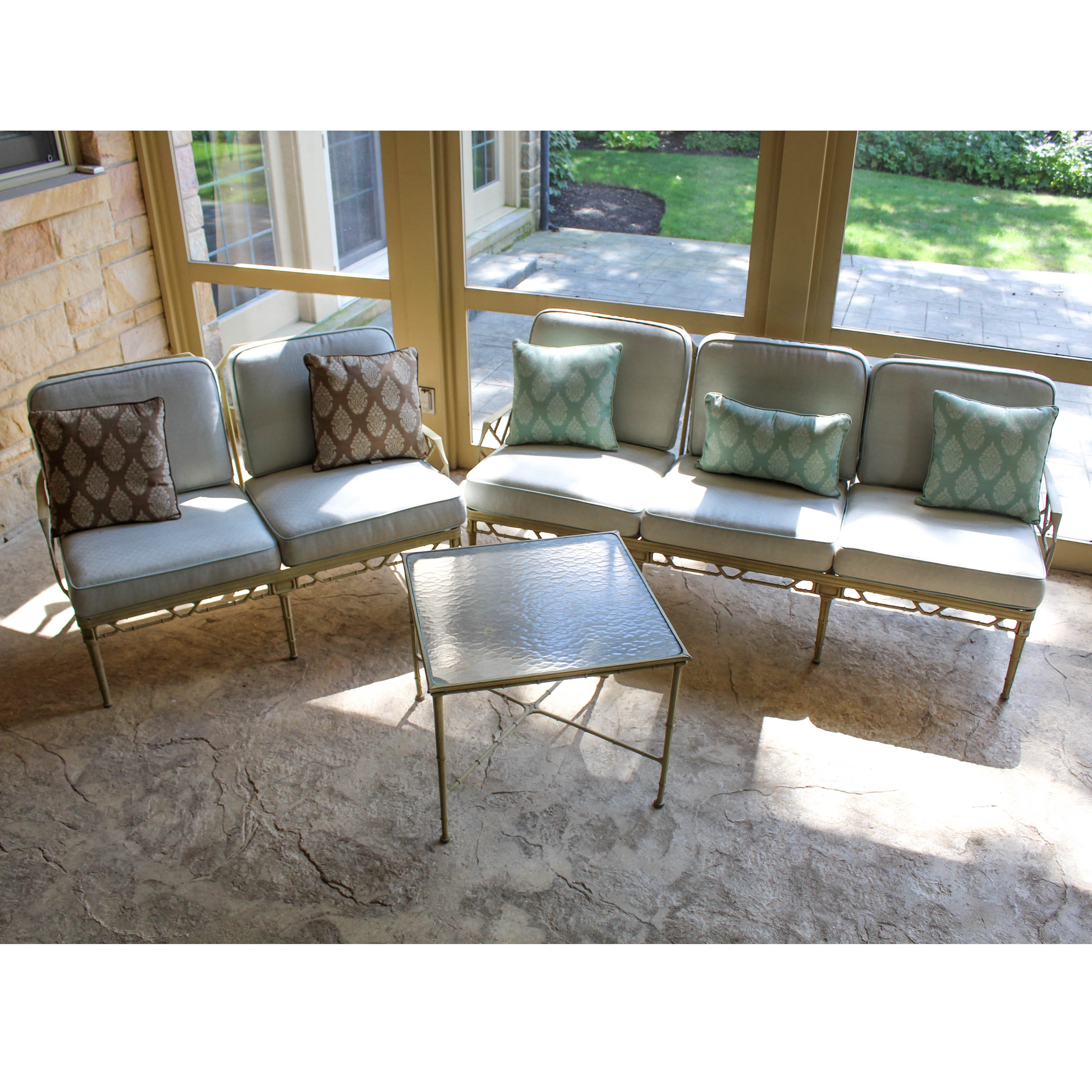 Outdoor Furniture Grouping