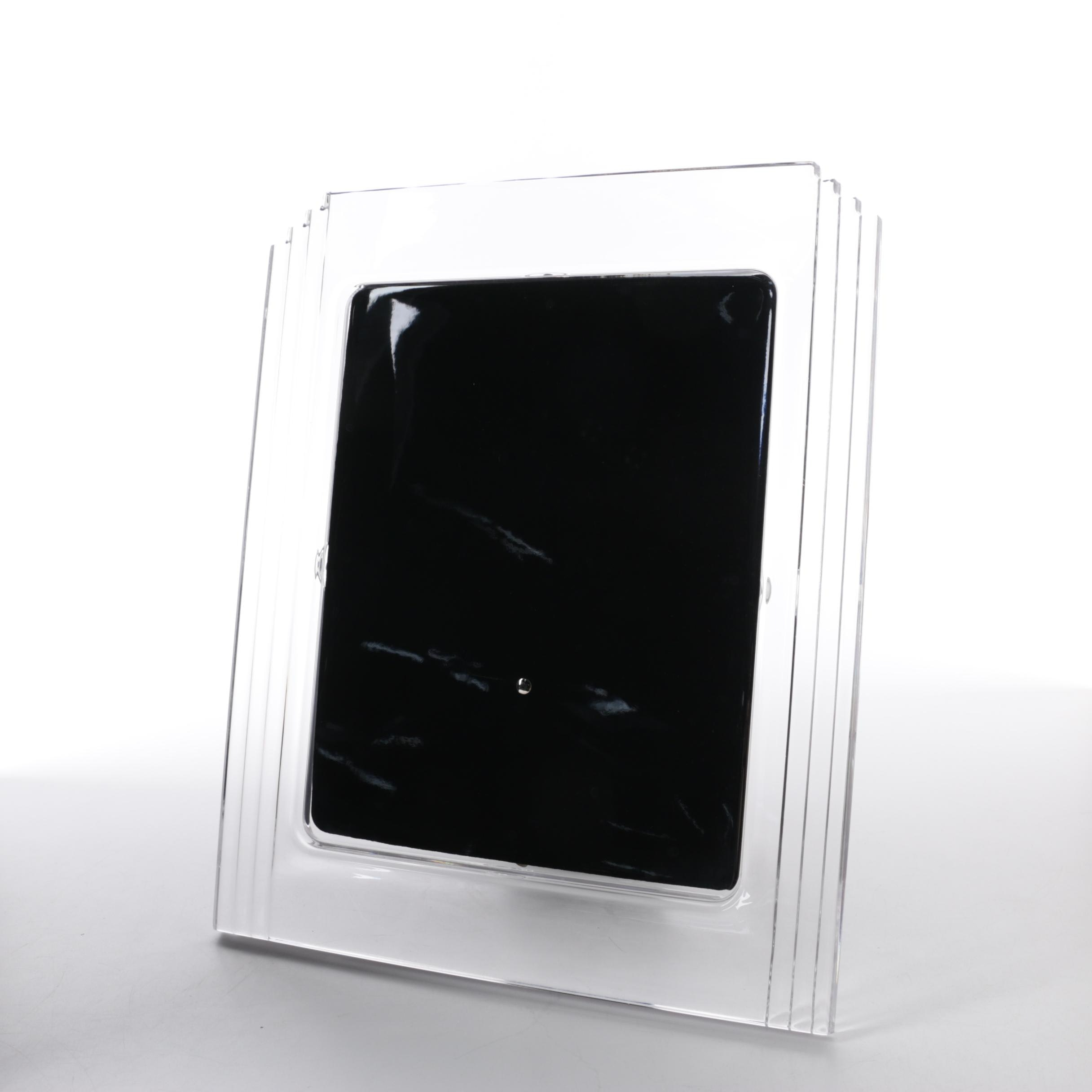 "Waterford Crystal ""Metropolitan"" Picture Frame"