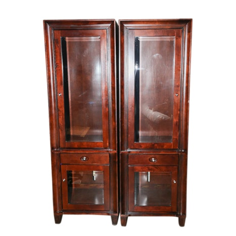 Illuminated Display Cabinets By Harbor Home International ...