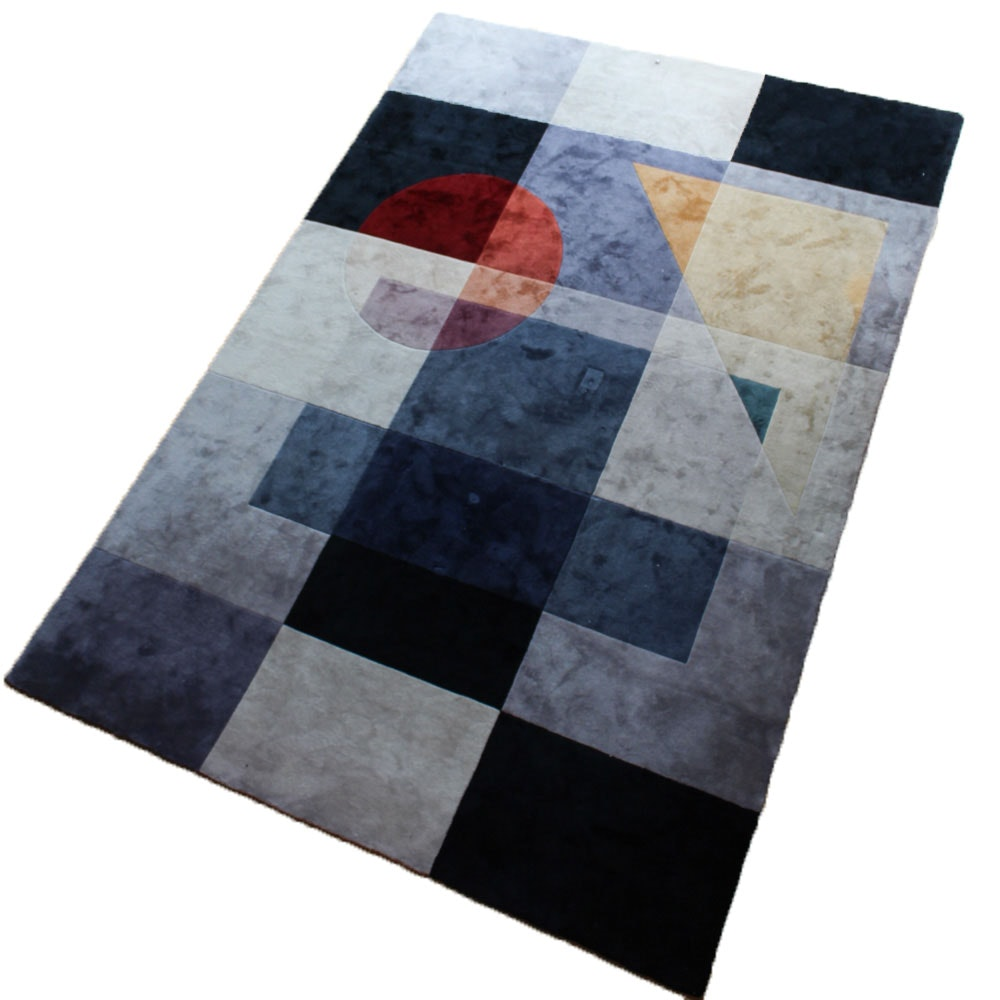 Hand-Tufted Room Size Area Rug