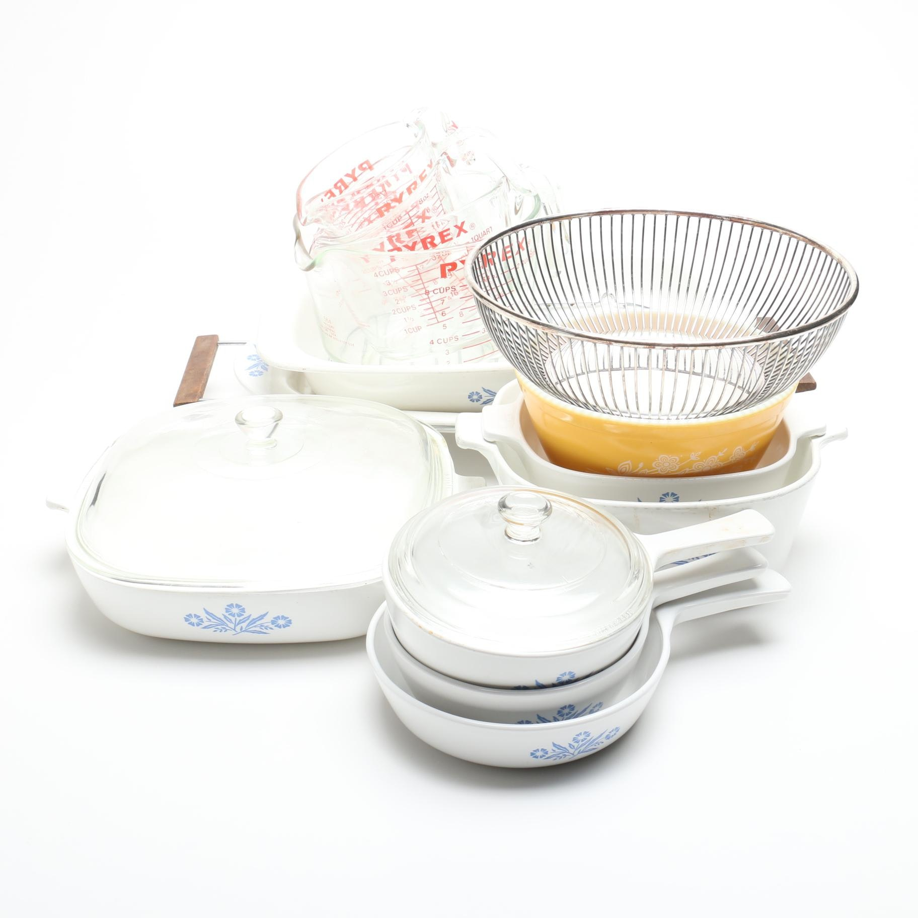 CorningWare and Pyrex Collection