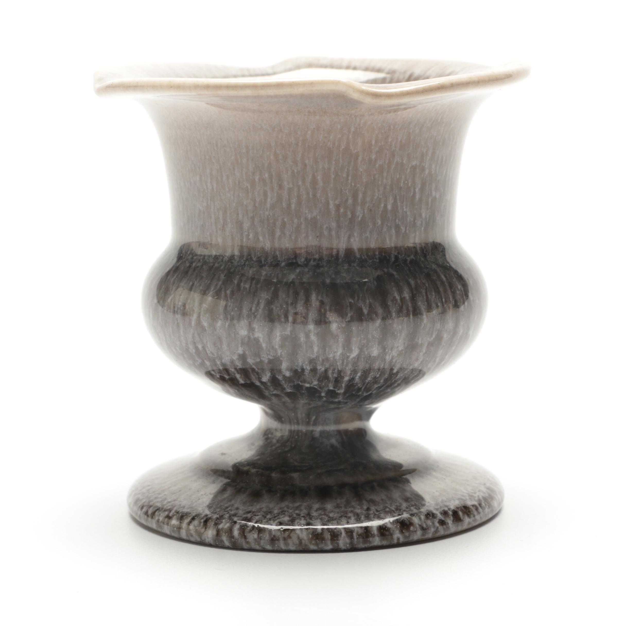 Rookwood Pottery 1954  Urn Form Cigarette Holder
