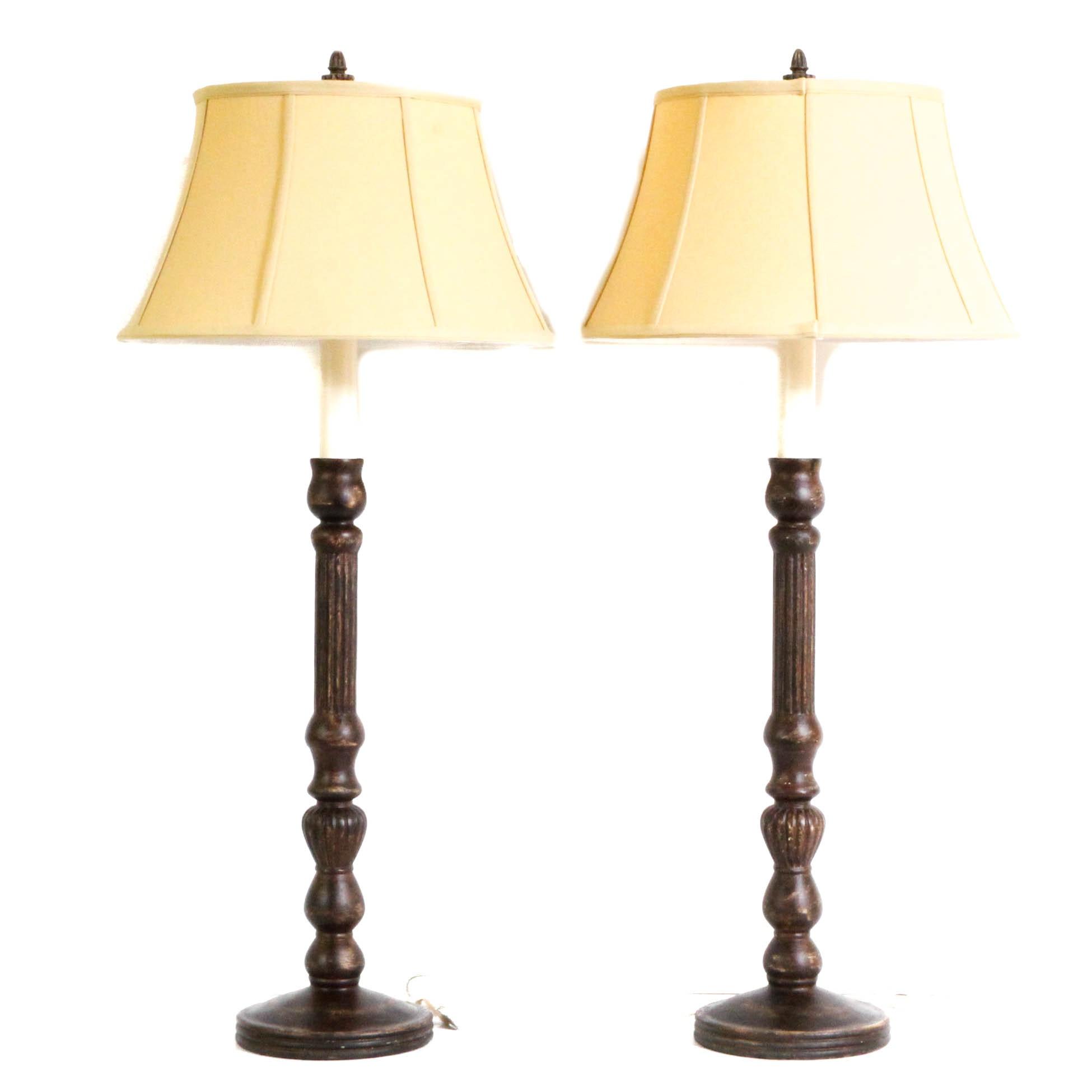 Barbara Cosgrove Rustic Style Table Lamps