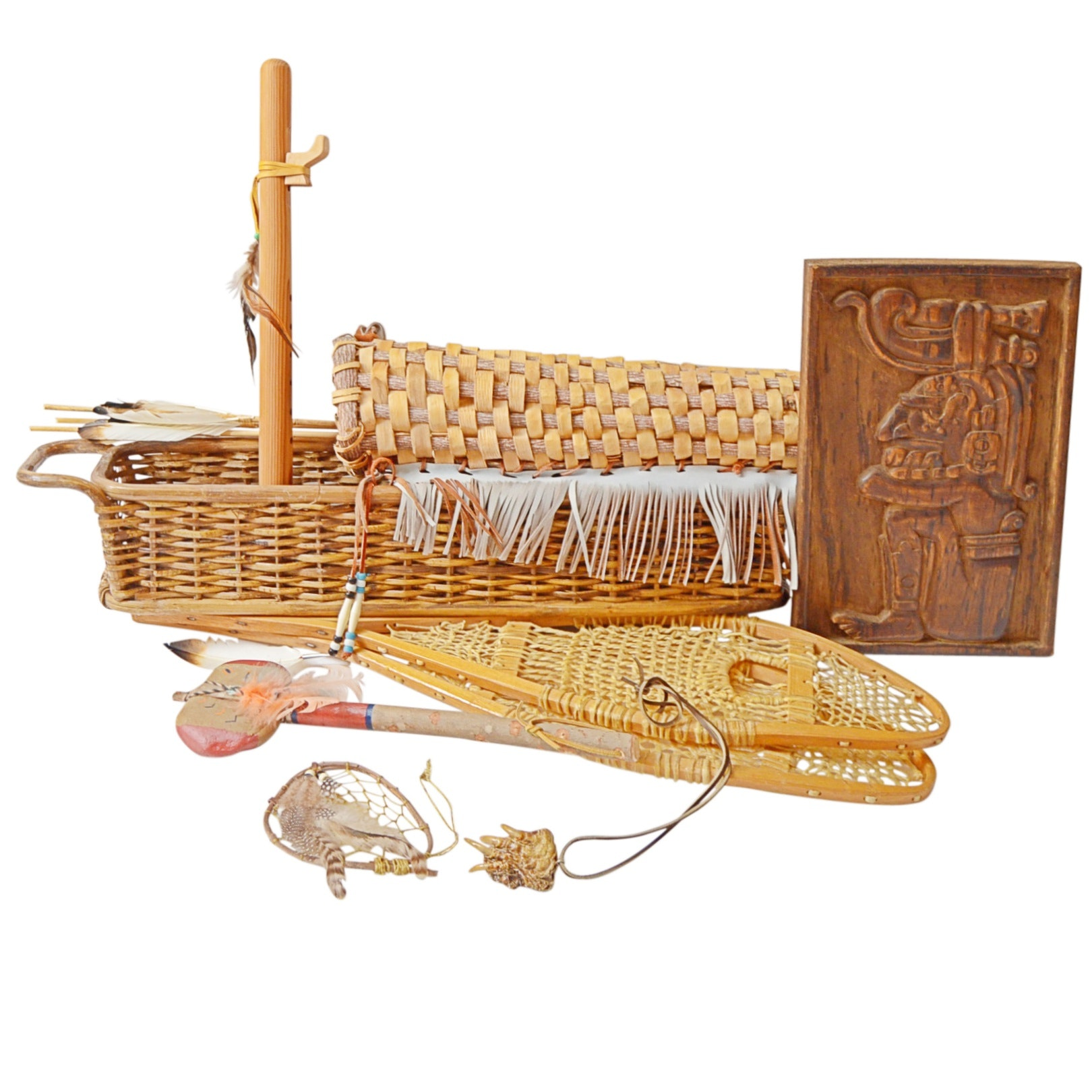 Native American Style Collectibles