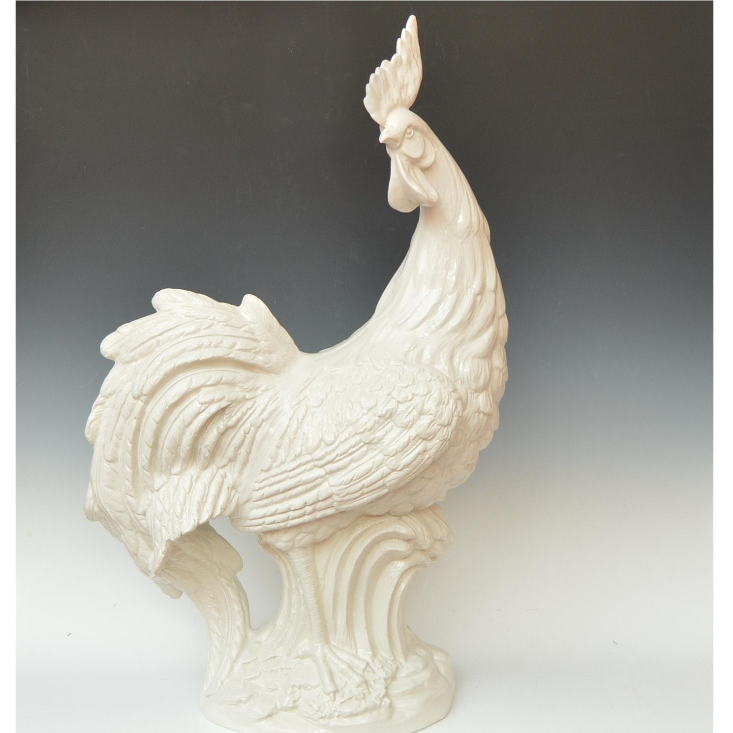Williams-Sonoma Ceramic Rooster