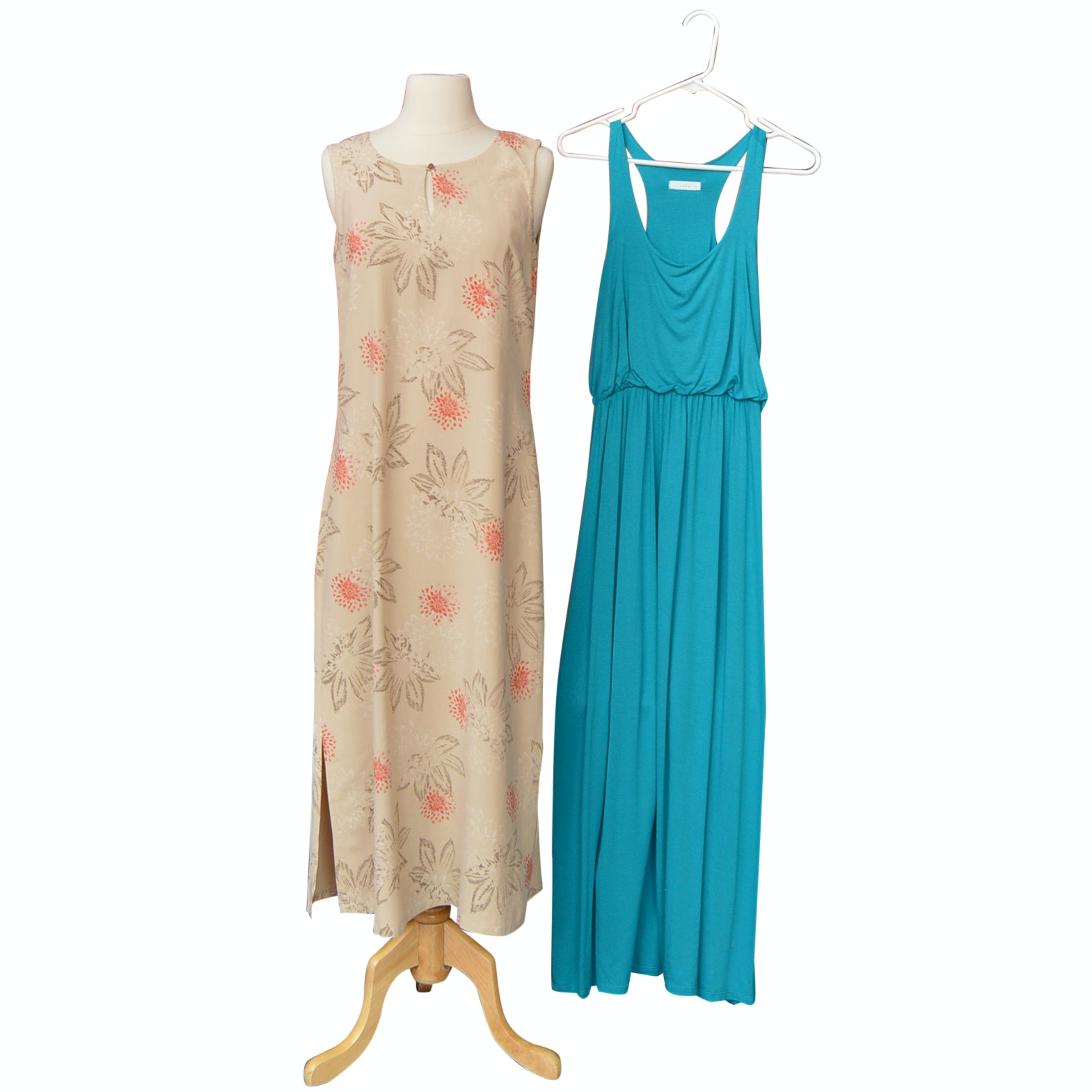 Women's Sleeveless Maxi Dresses