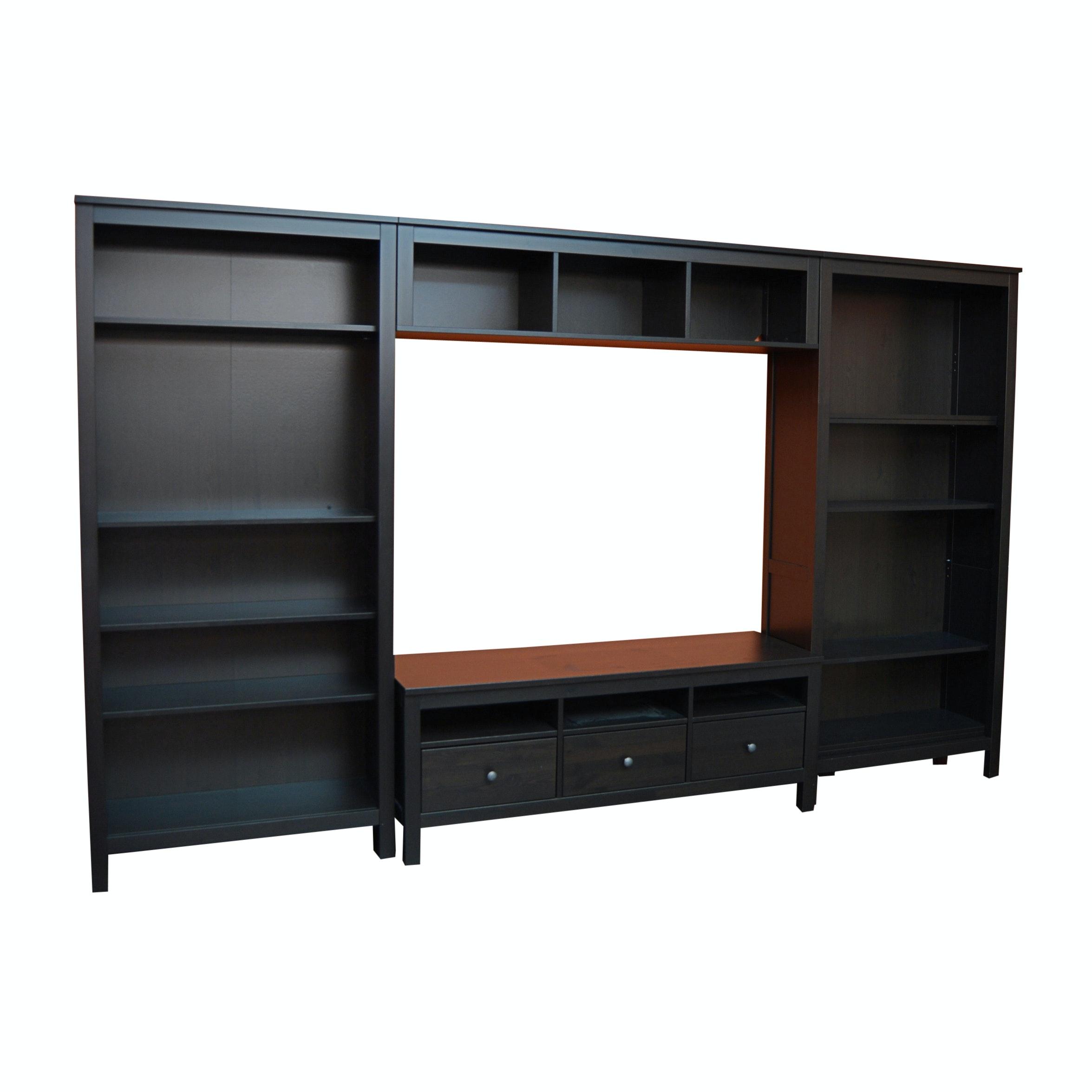 Ikea Bookcase Wall Units