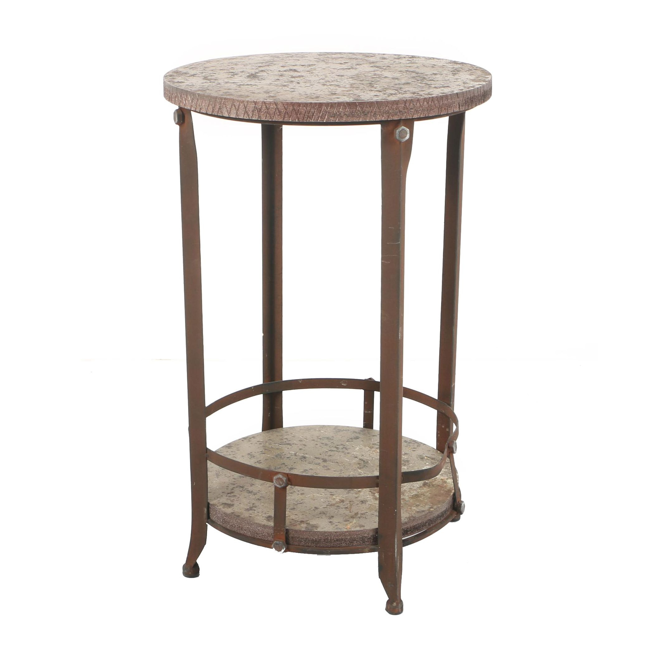 Contemporary Accent Table by Powell