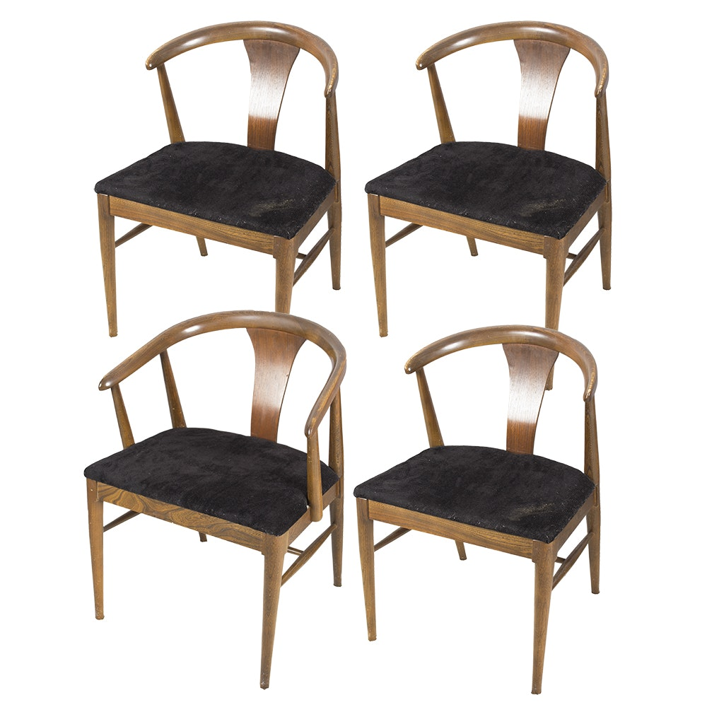 Wegner Style Dining Chairs