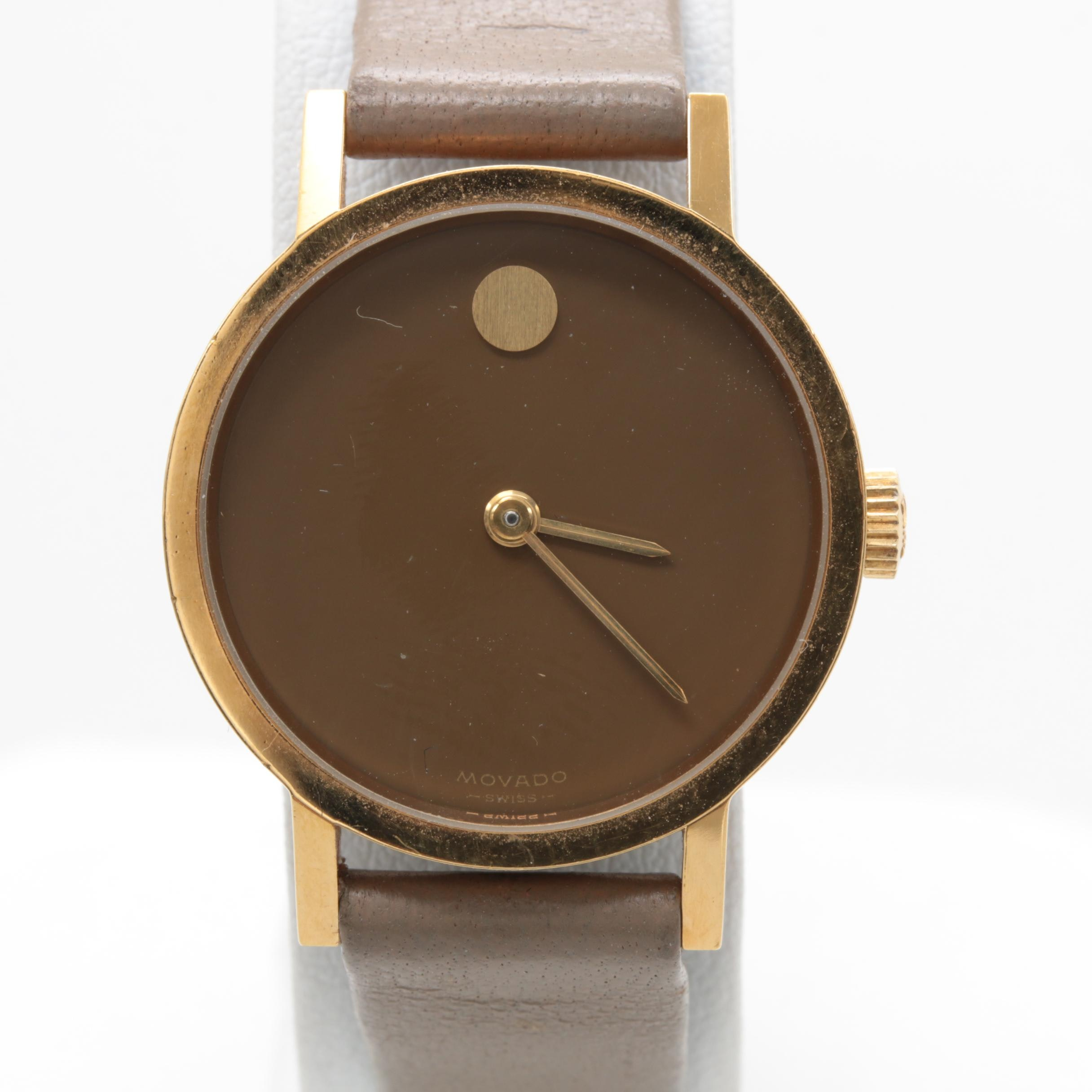 Movado Museum Piece Wristwatch