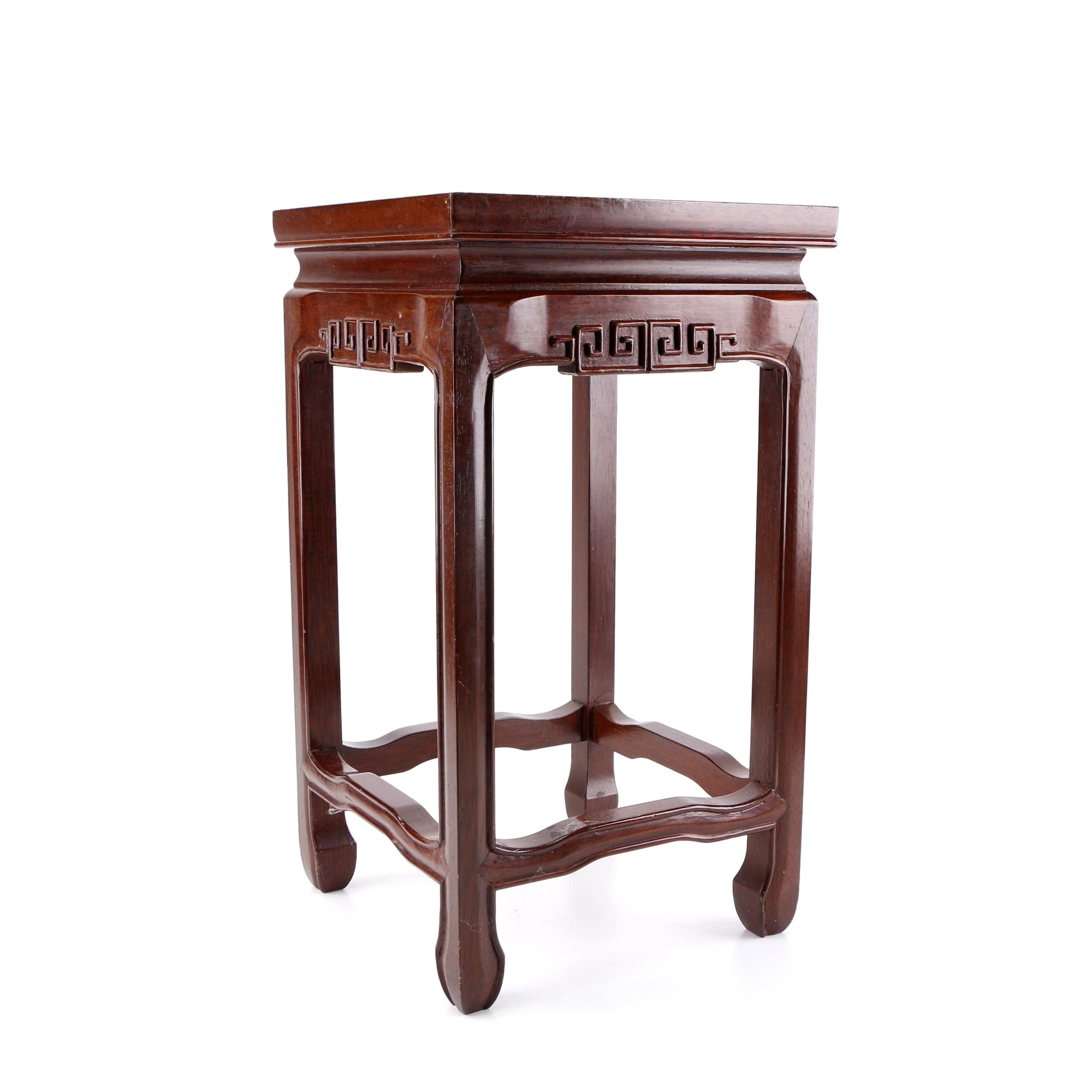 Chinese Wooden Side Table