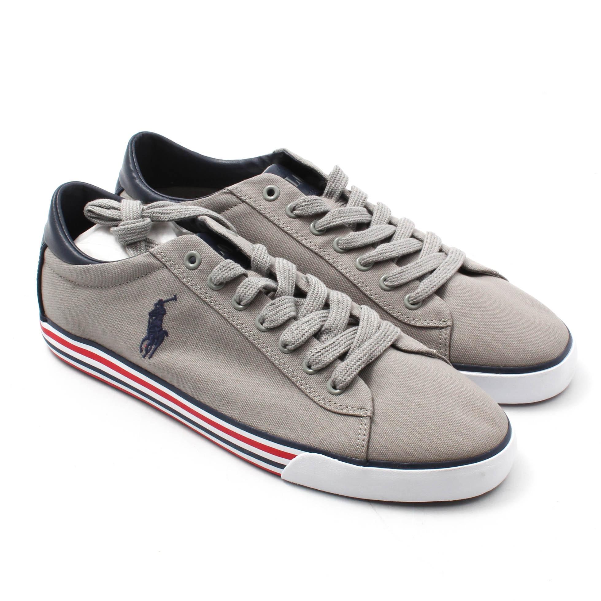 Men's Polo Ralph Lauren Lace-Up Shoes