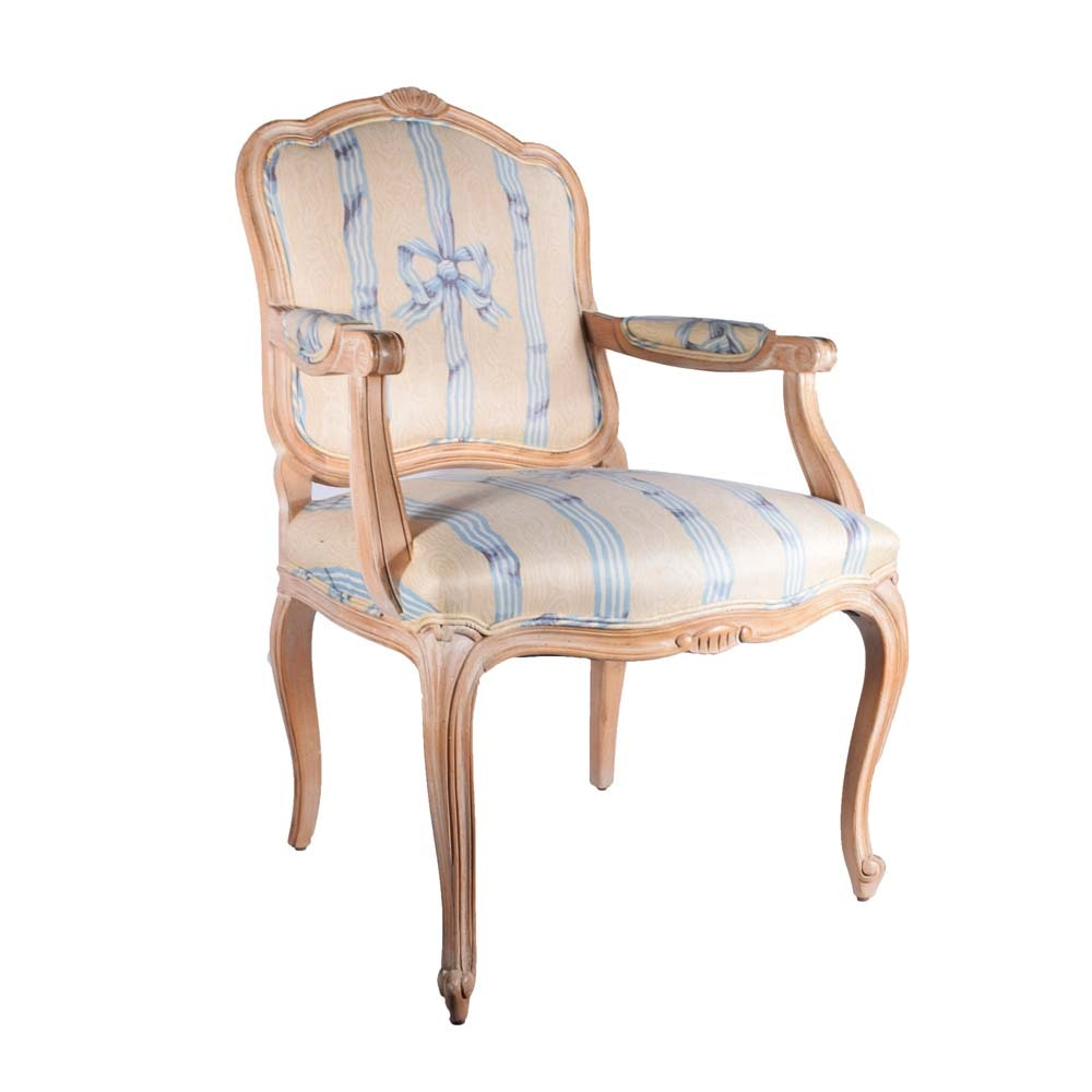 Upholstered Fauteuil by Century Chair Company