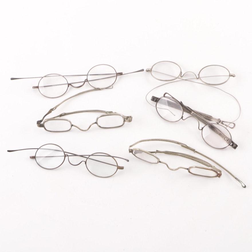 e65d55f3313 Antique and Vintage Eyeglasses   EBTH
