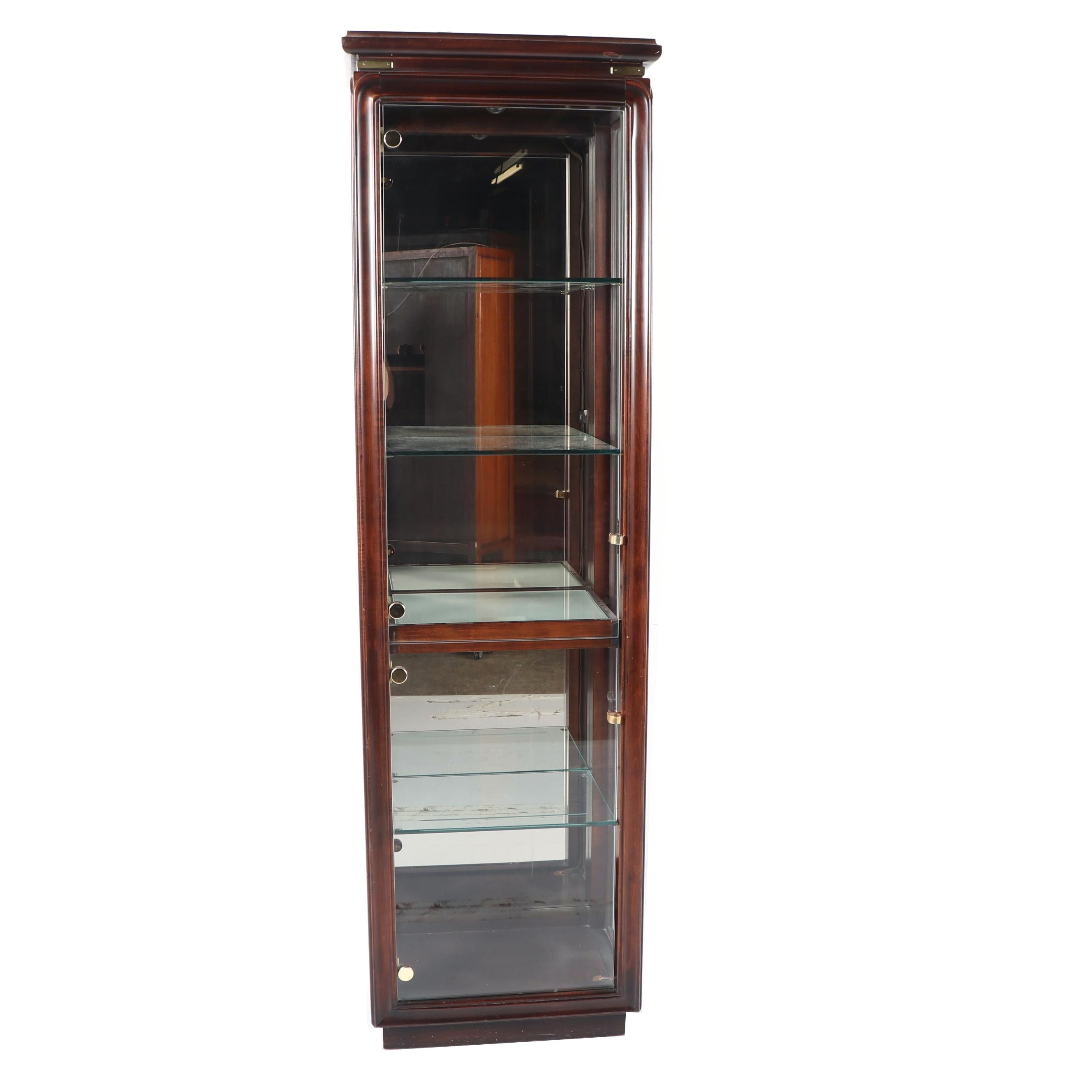 Chinese Style Curio Cabinet