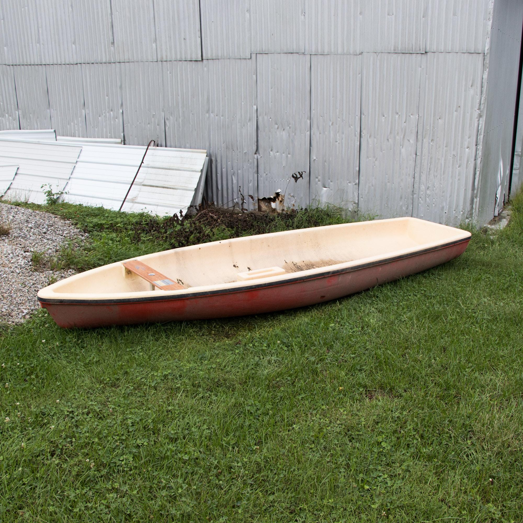 Super Snark Sailboat