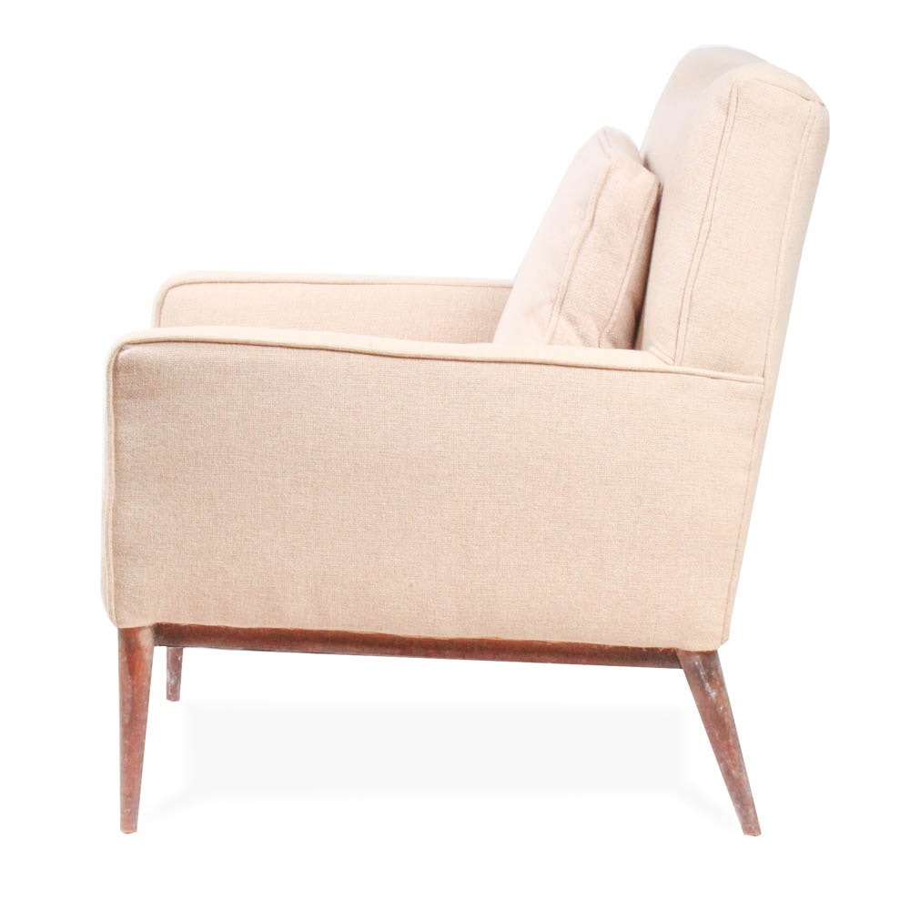 Paul McCobb Model 302 Lounge Chair For Directional Furniture