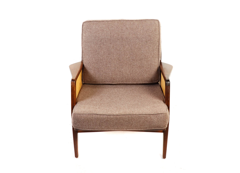 Mid Century Modern Kofod Larsen Lounge Chair