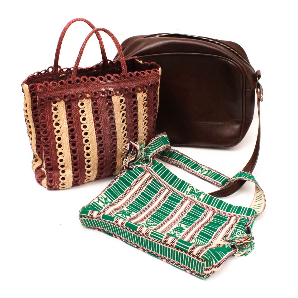 Vintage Handbags and Small Leather Goods