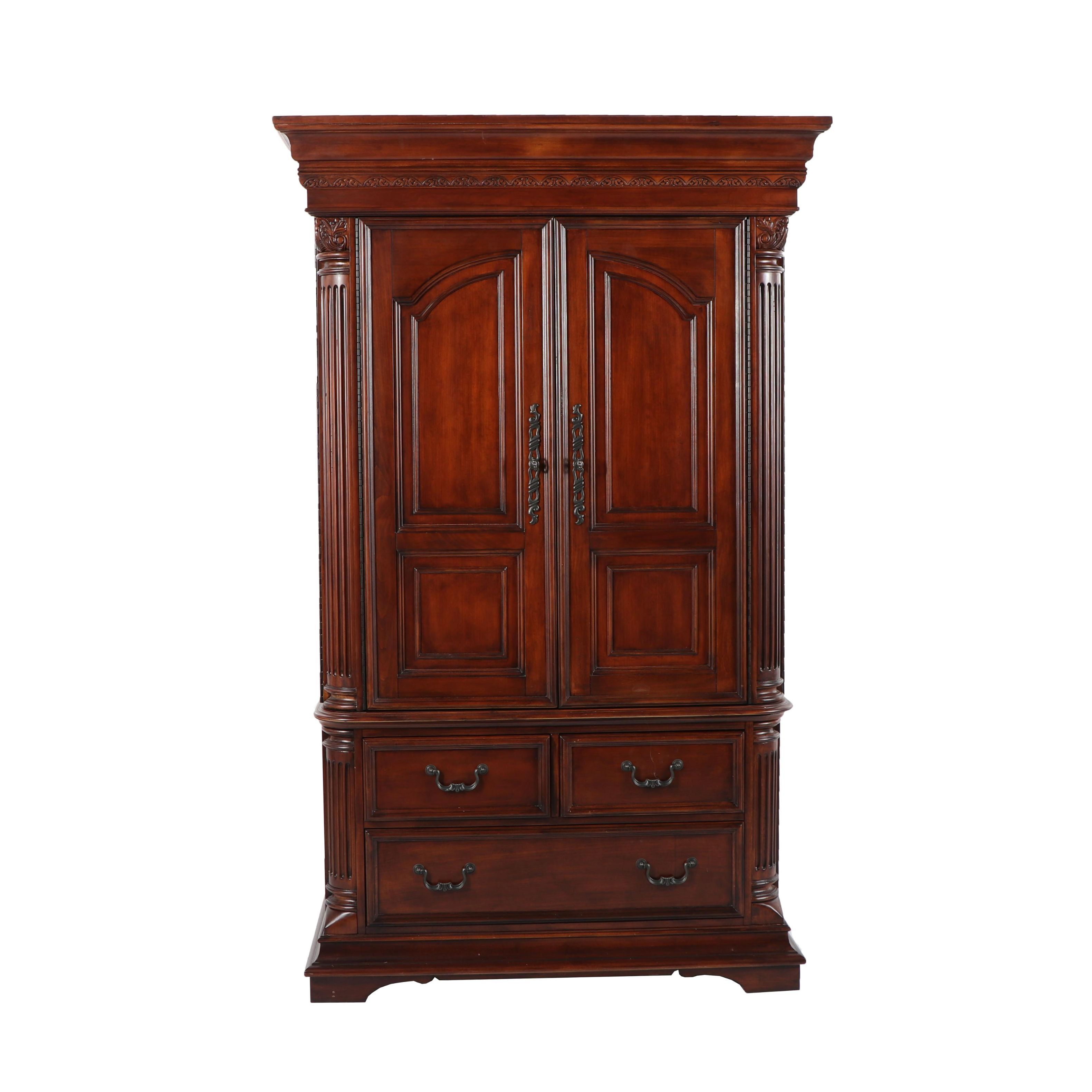 """""""Seven Seas"""" Entertainment Armoire by Hooker Furniture"""