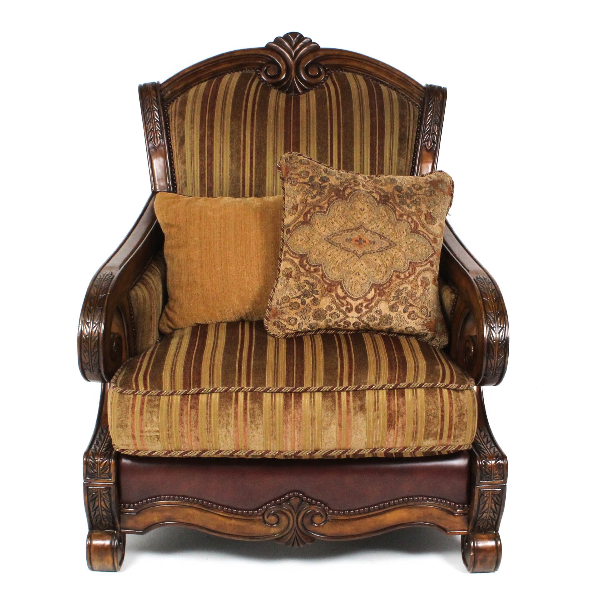 Oversize Armchair by Palatial Furniture