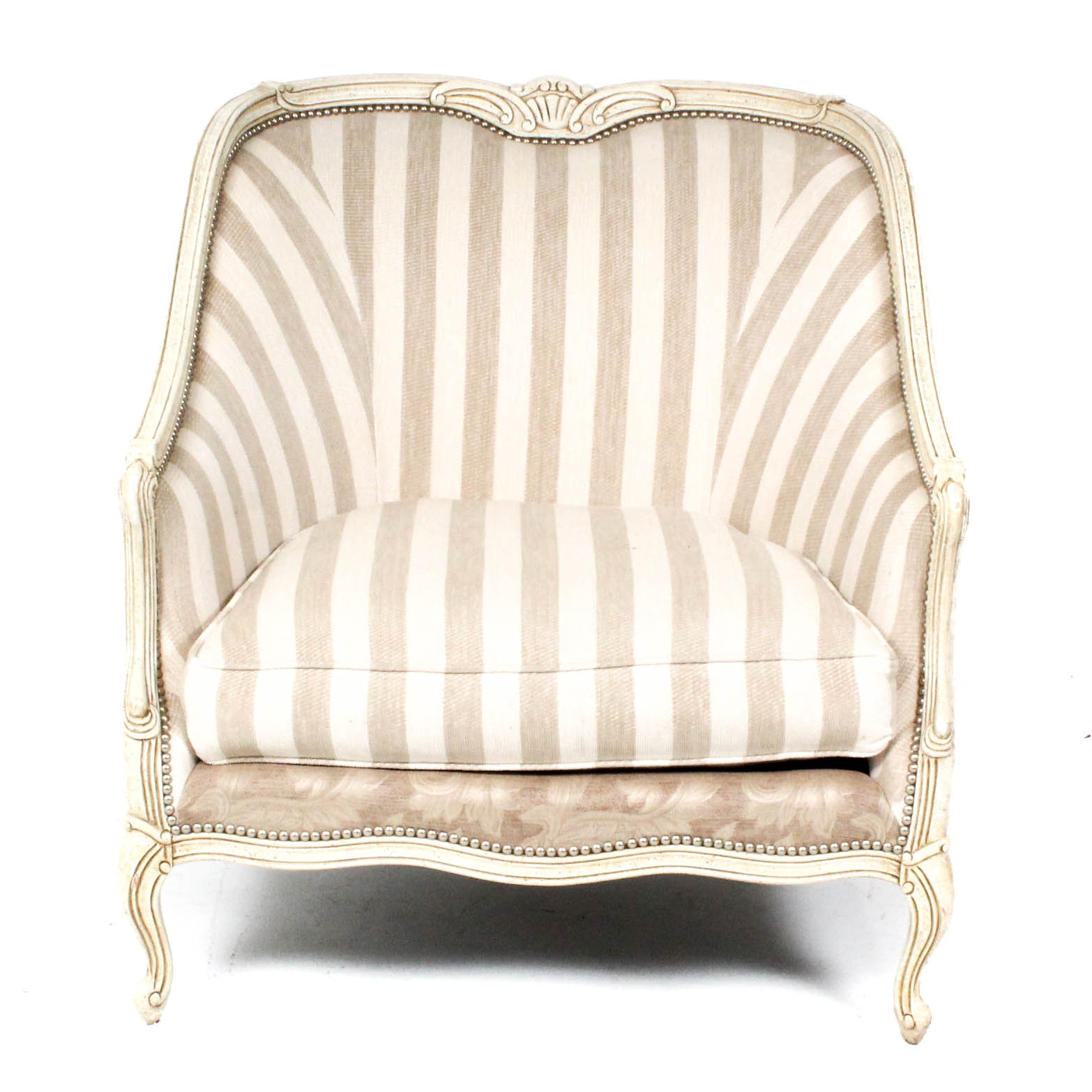 Henredon French Provincial Style Armchair