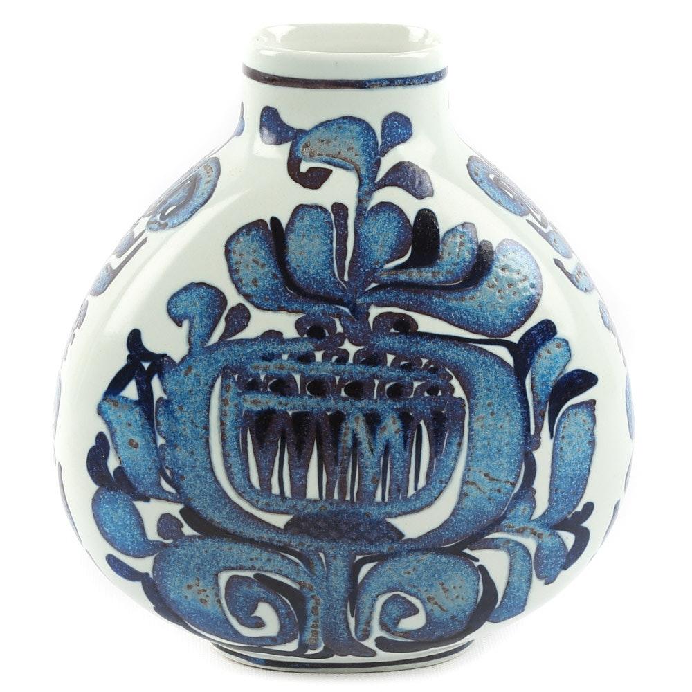 "Vintage Royal Copenhagen ""Tenera"" Vase"