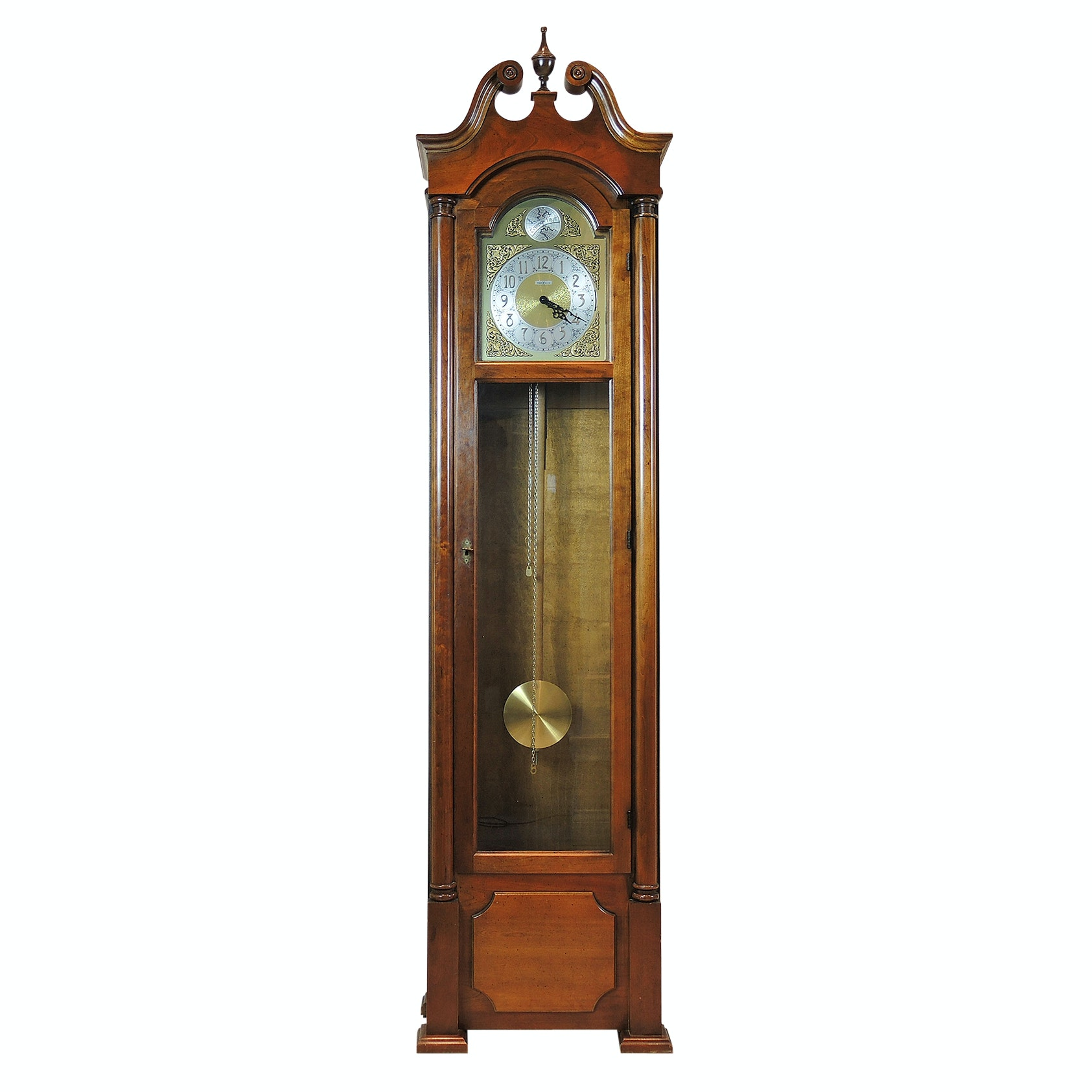 Howard Miller Chiming Traditional Grandfather Clock