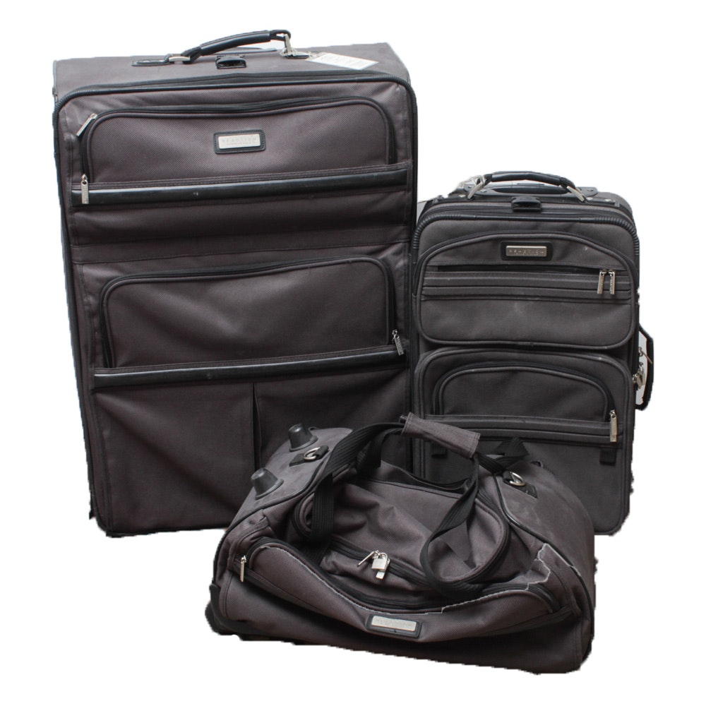Kenneth Cole Reaction Three-Piece Travel Luggage Set