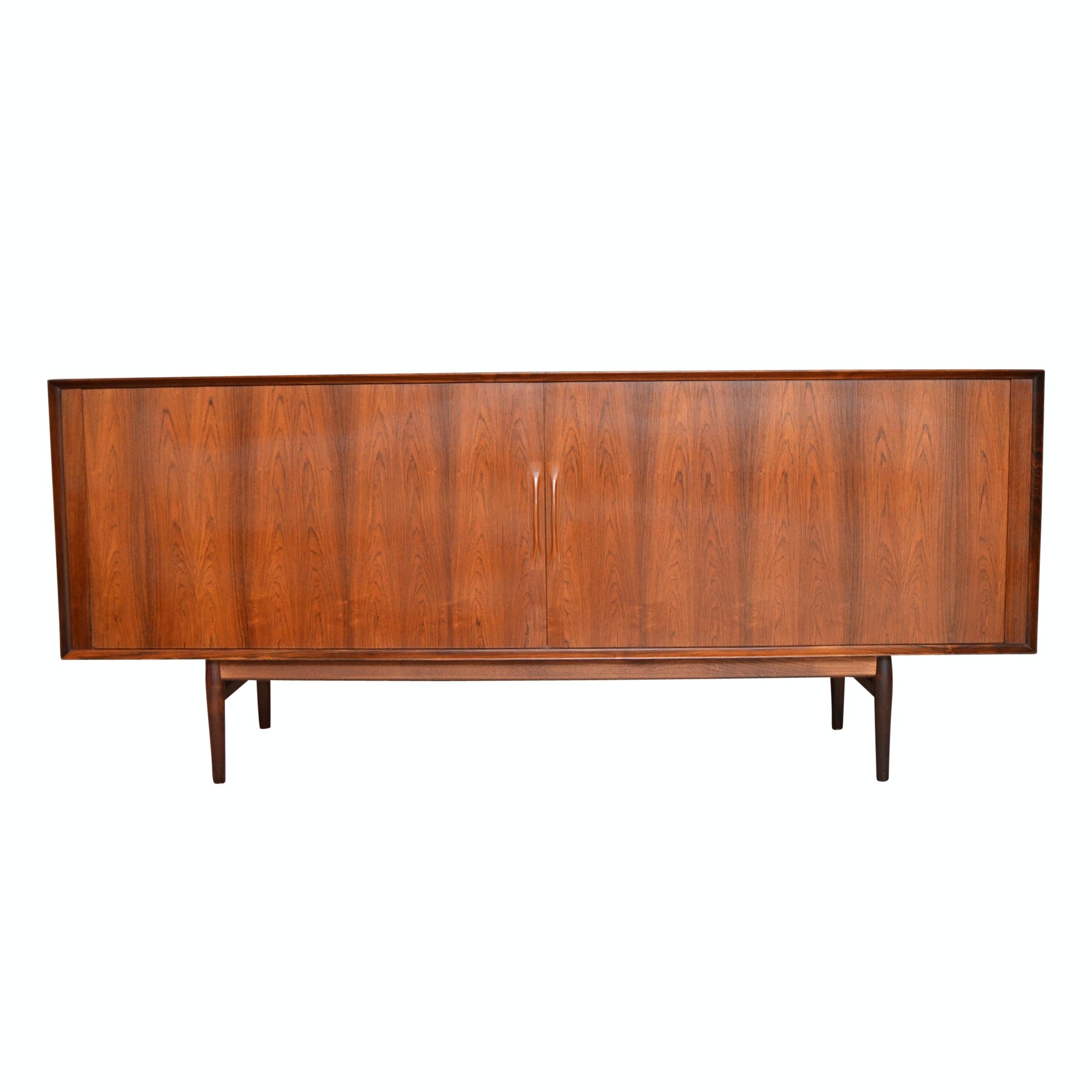 Mid Century Modern Arne Vodder for Sibast Danish Rosewood Sideboard