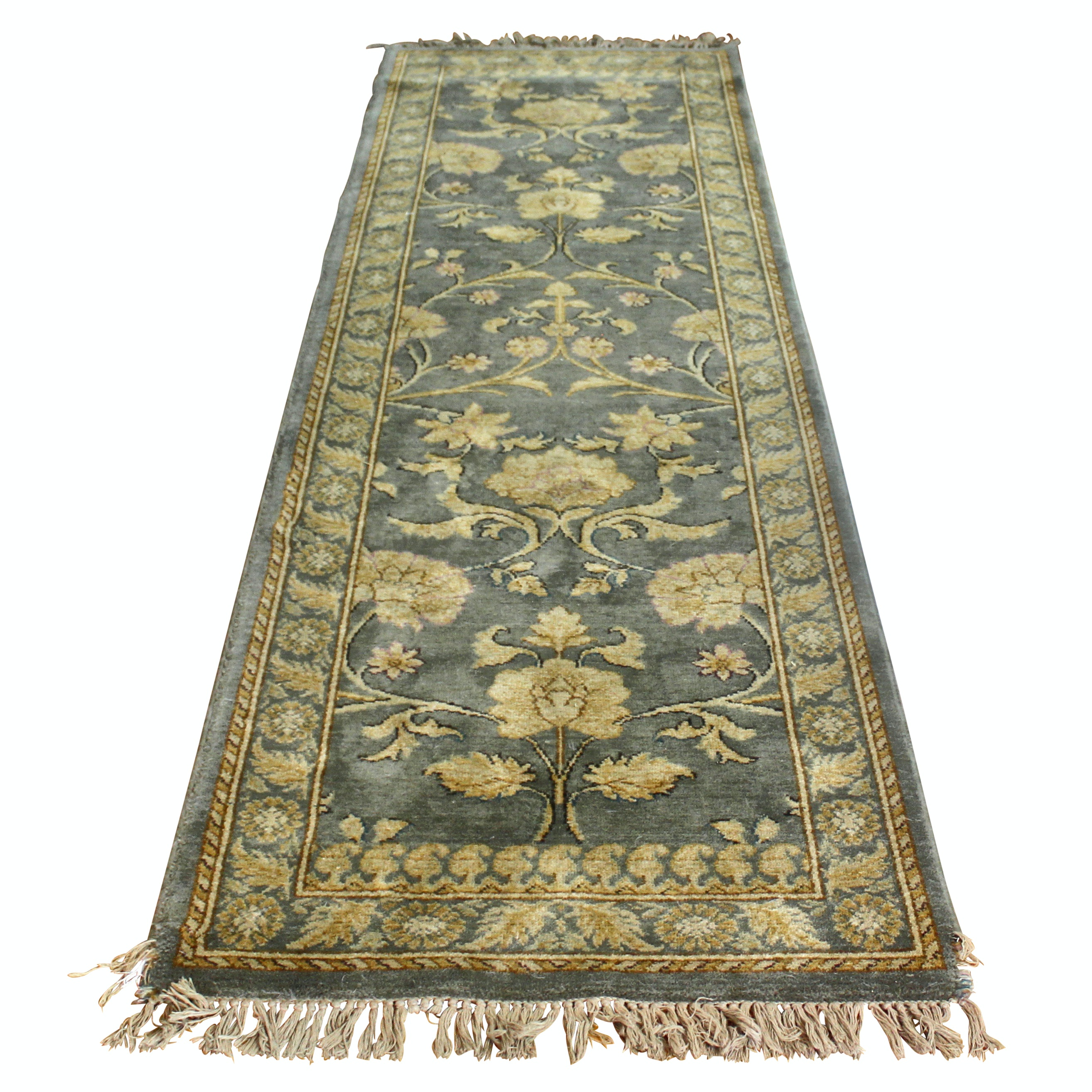 Power Loomed Persian Style Carpet Runner