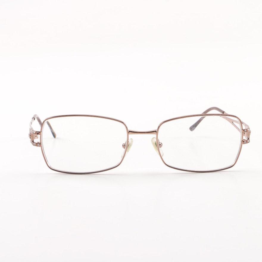 762a3426bd8 Versace 1114-B Prescription Eyeglasses   EBTH