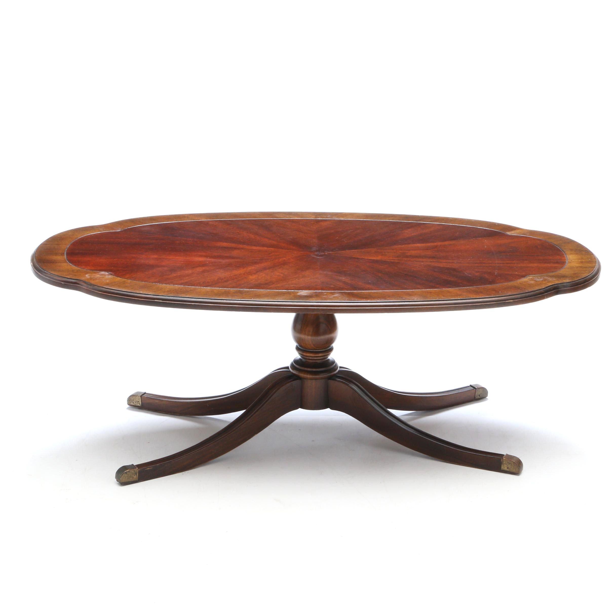 Lane Oval Coffee Table
