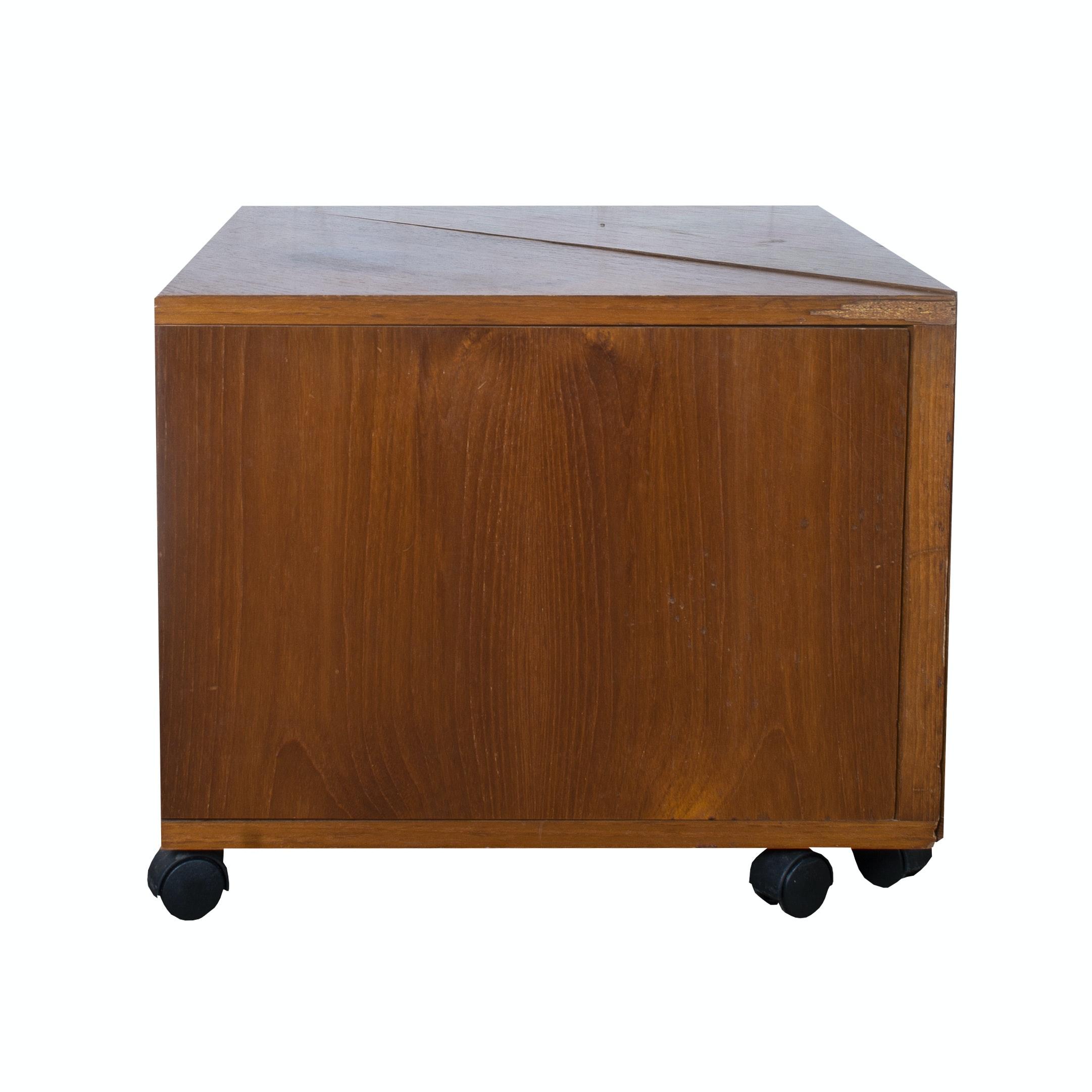 Danish Modern Modular End Tables