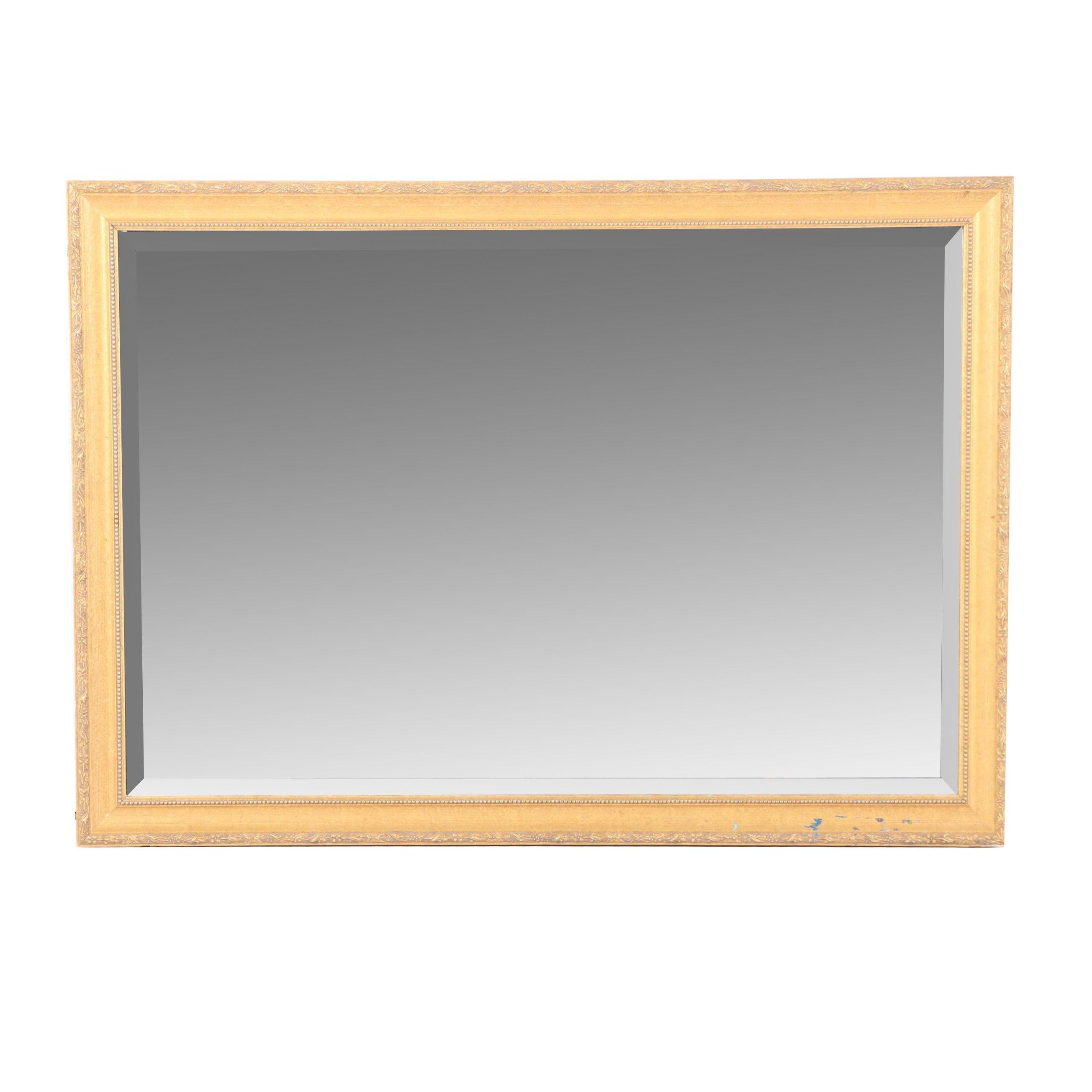 Z Gallerie Decorative Wall Mirror