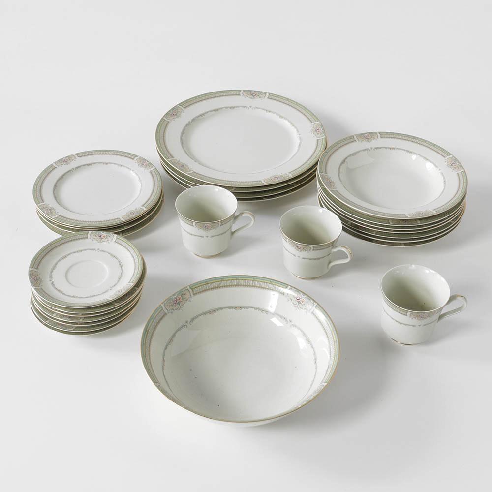 "Mikasa ""Wellington"" Dinnerware"