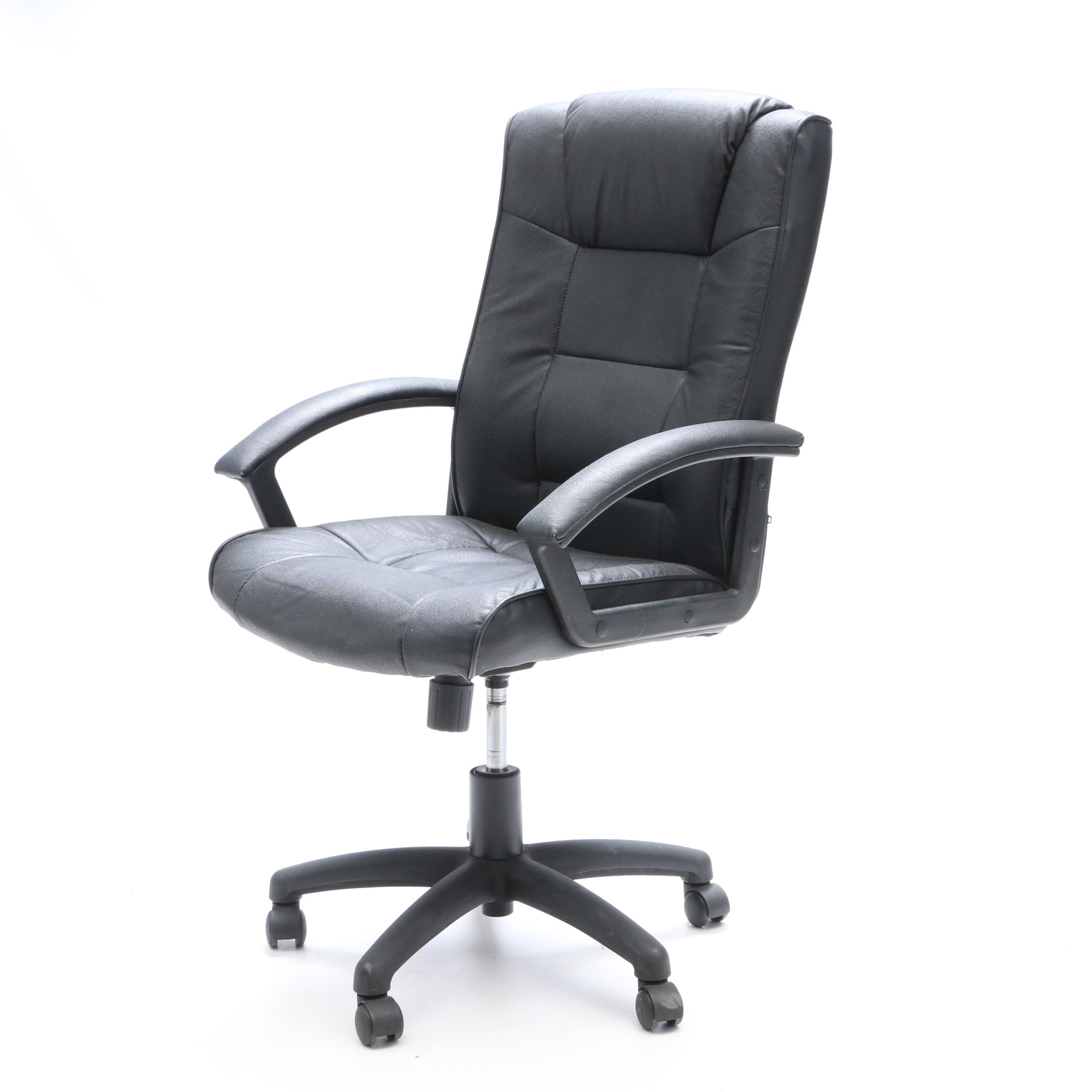 Desk Chair in Black