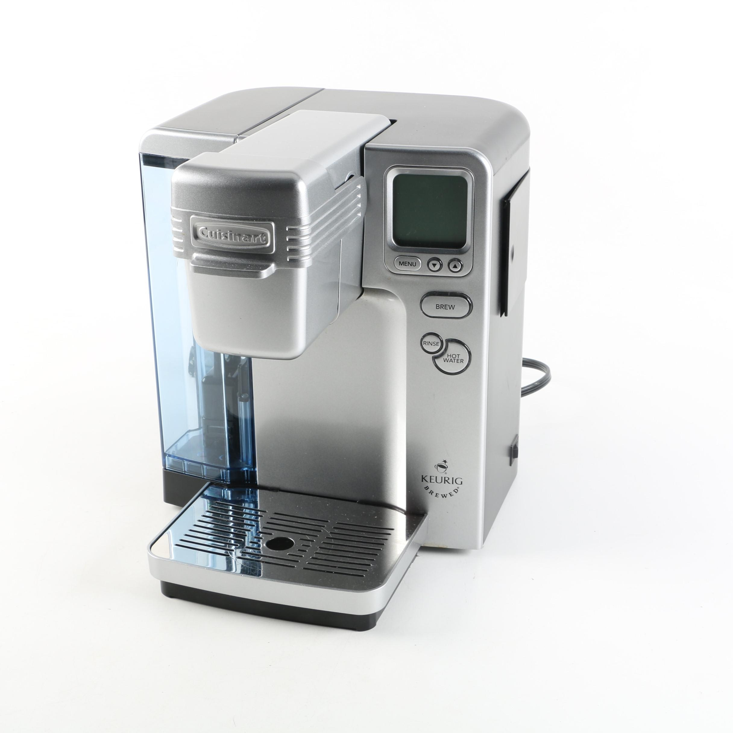 Cuisinart SS-700 Single Serve Coffee Brewing System