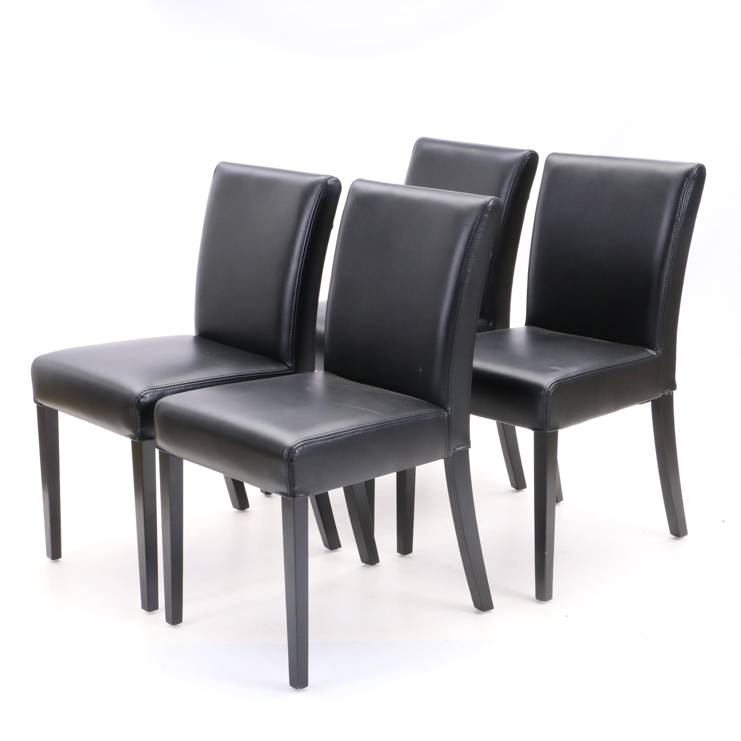Crate and Barrel Side Chairs