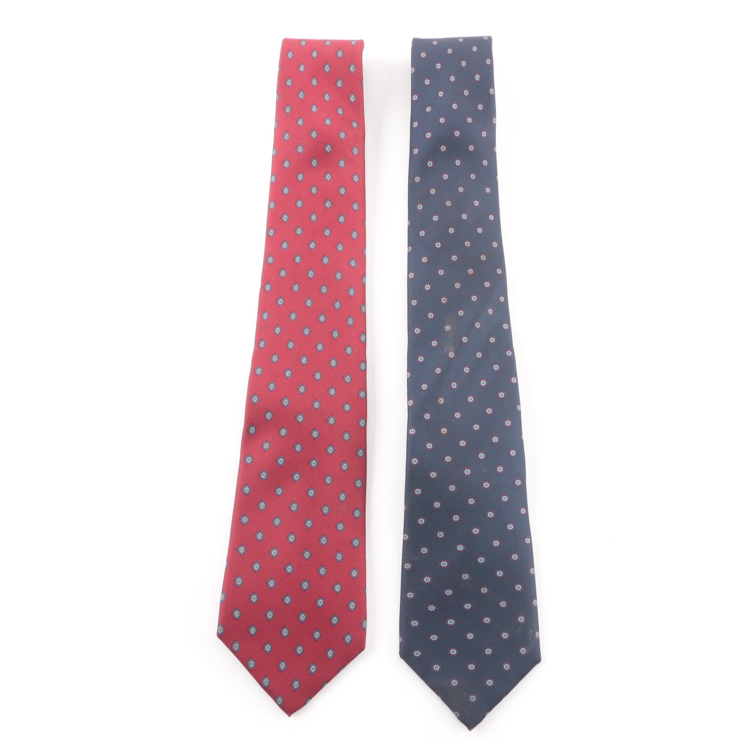 Men's Yves Saint Laurent Silk Neckties