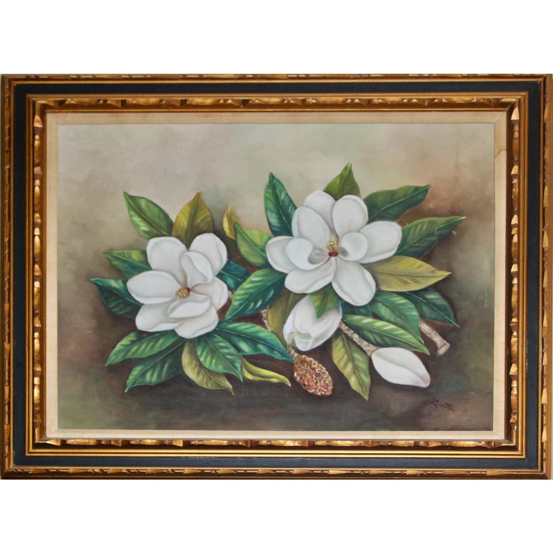 Loretta Oil Painting on Canvas