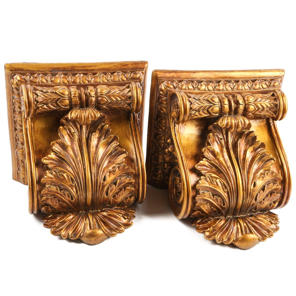 Baroque Style Decorative Wall Corbels