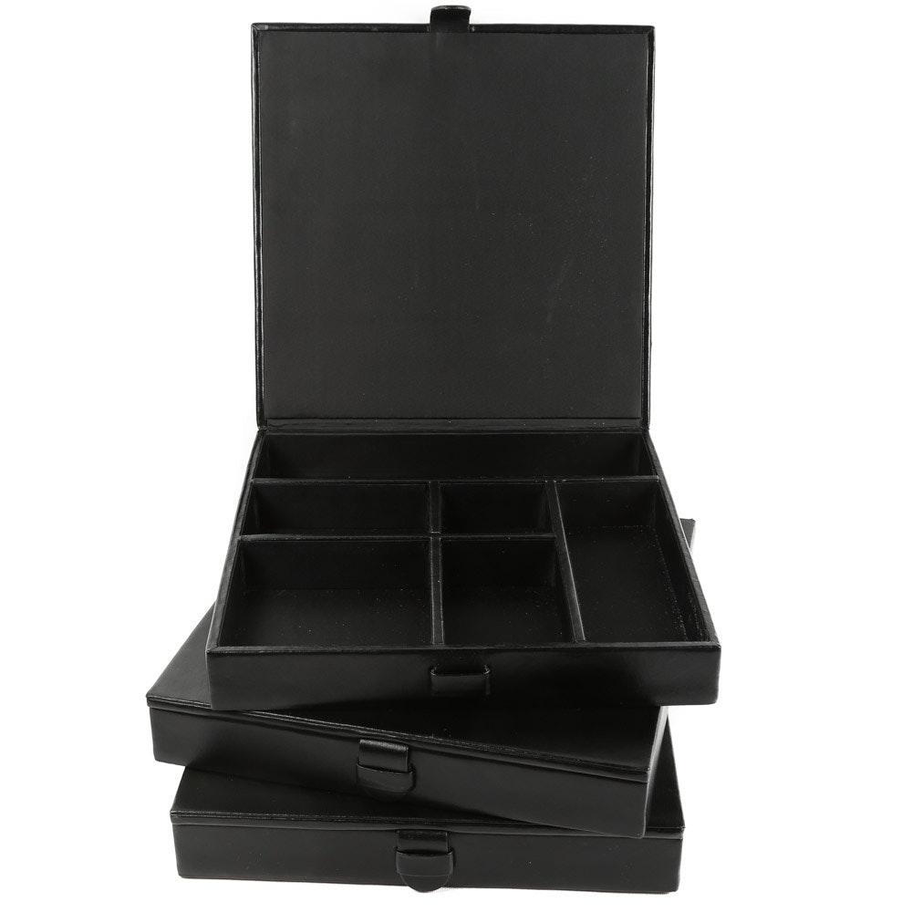 Leather Desk Valets