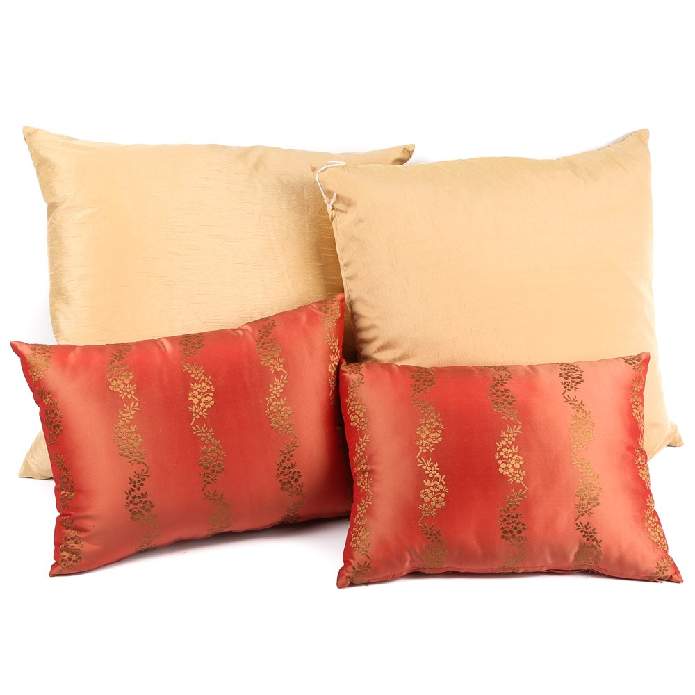 Contemporary Decorative Accent Pillows