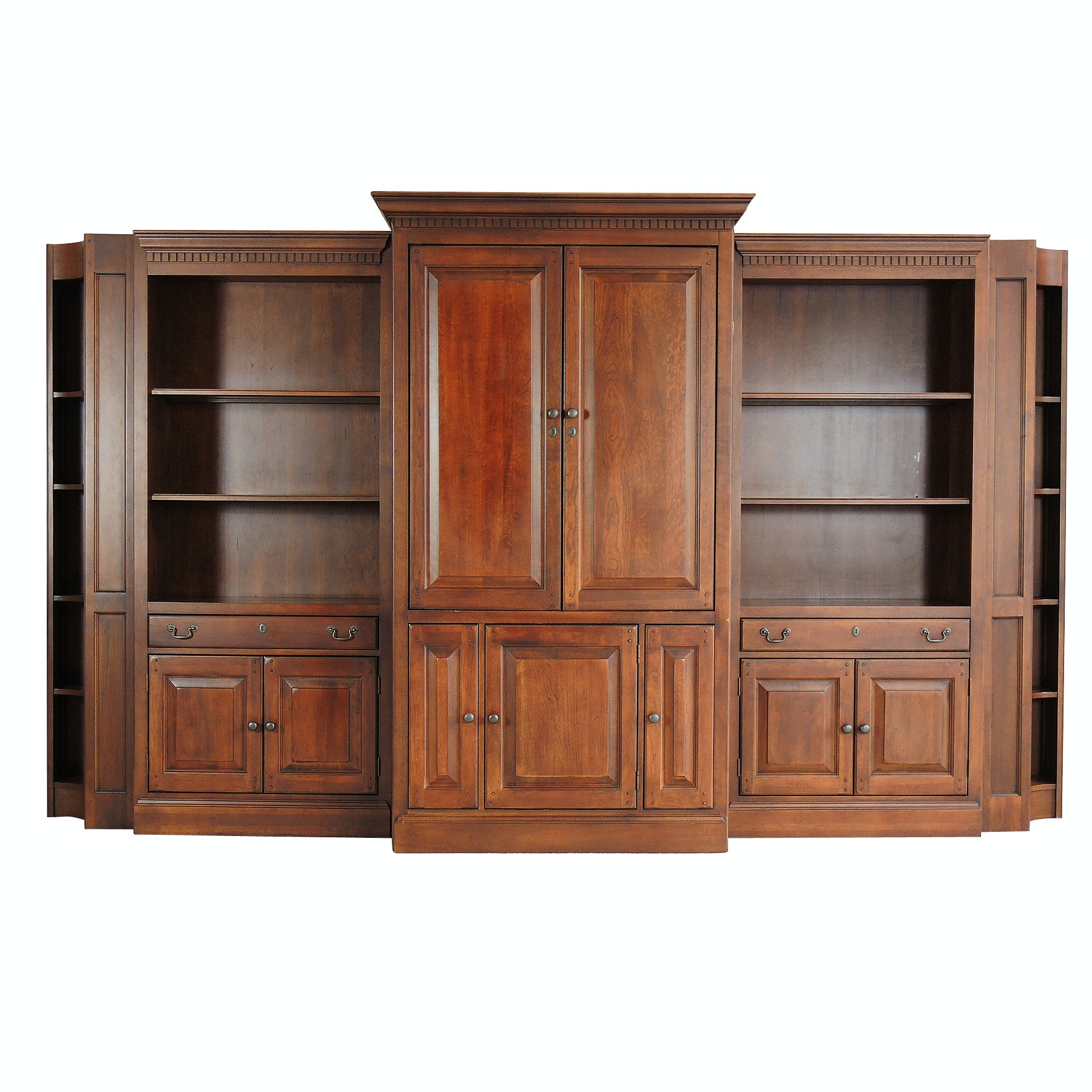Hooker Furniture Entertainment and Home Theater Cabinet