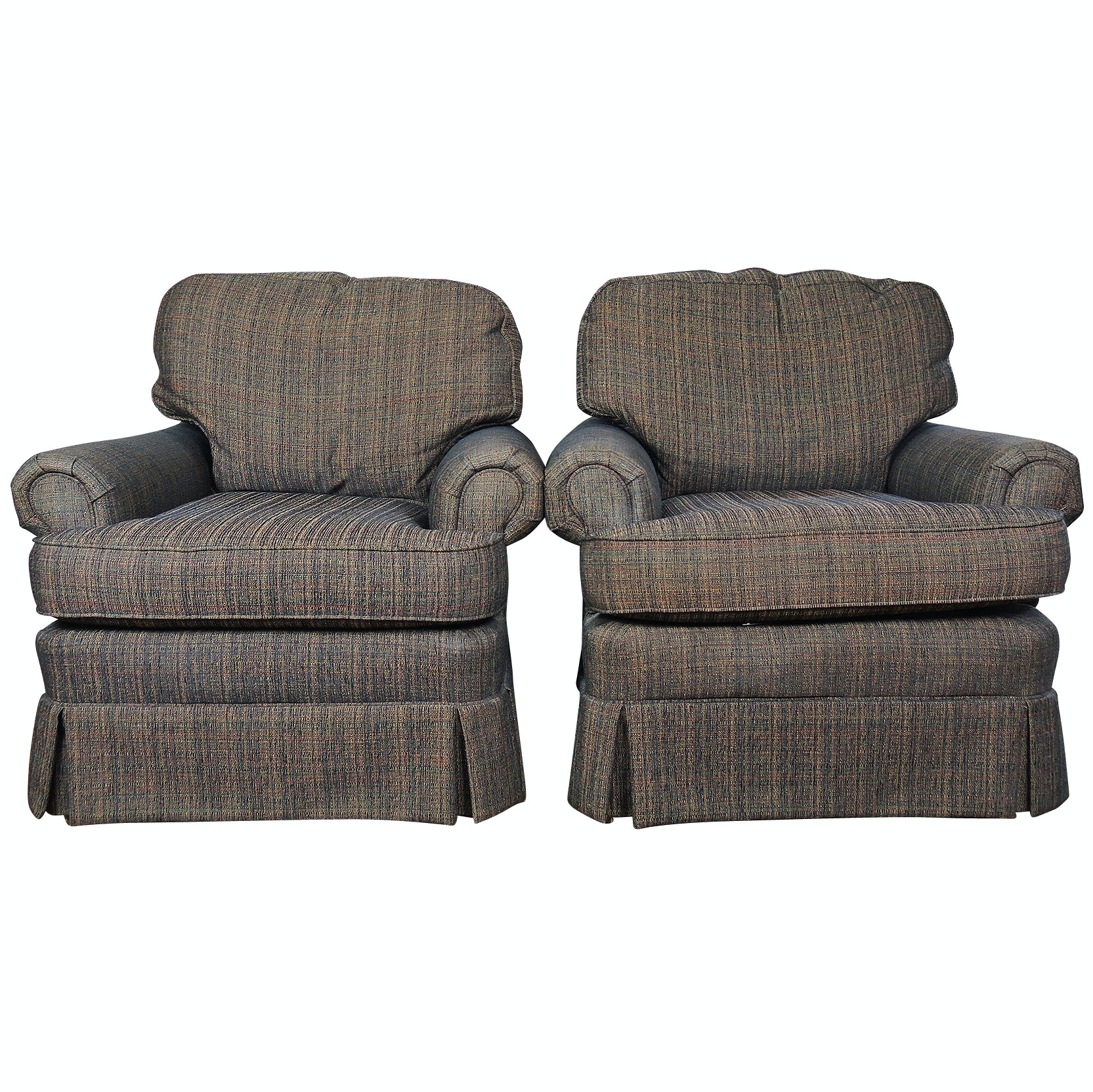 Fairfield Upholstered Armchairs