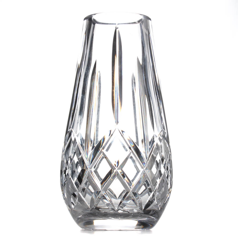 "Waterford Crystal ""Lismore"" Vase"