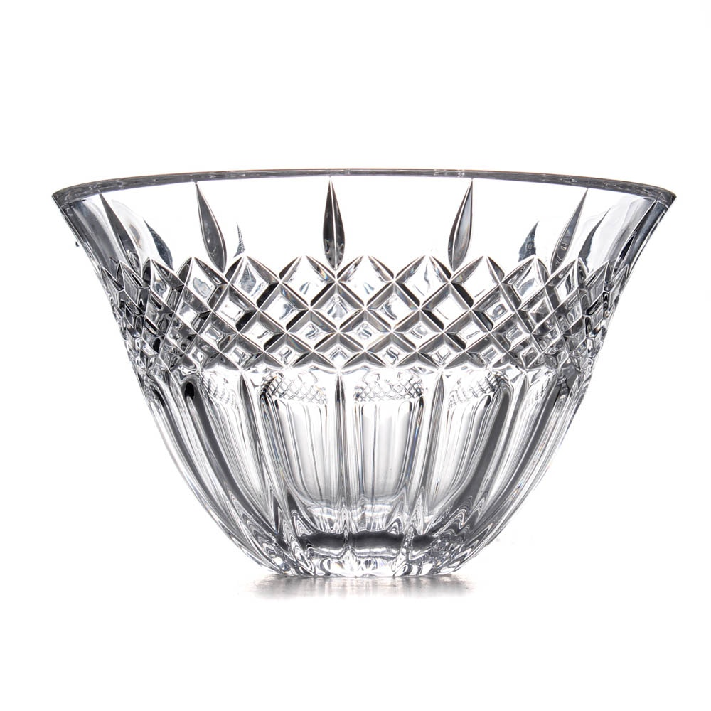 """Marquis by Waterford """"Shelton"""" Crystal Bowl"""