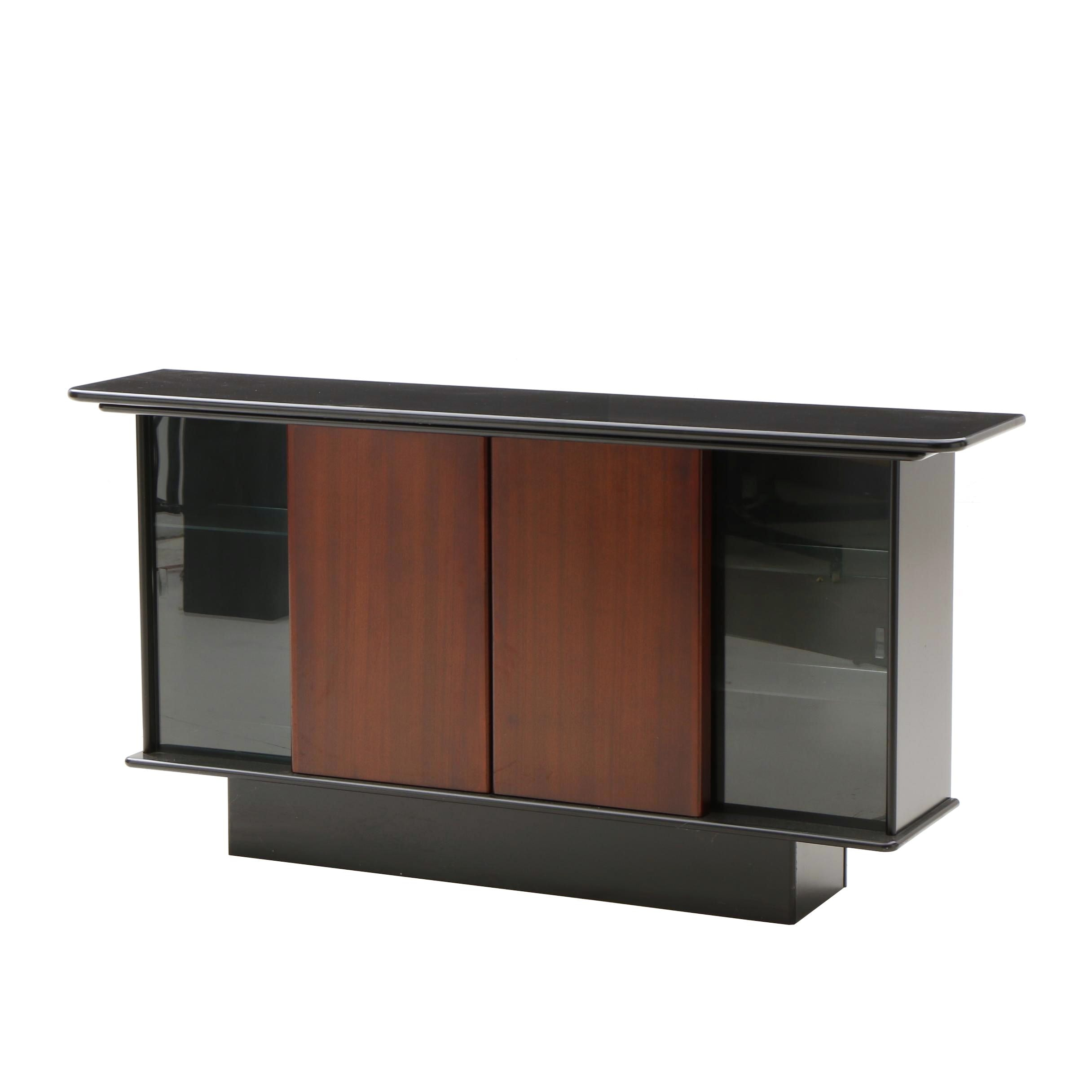 Contemporary Sideboard in Black