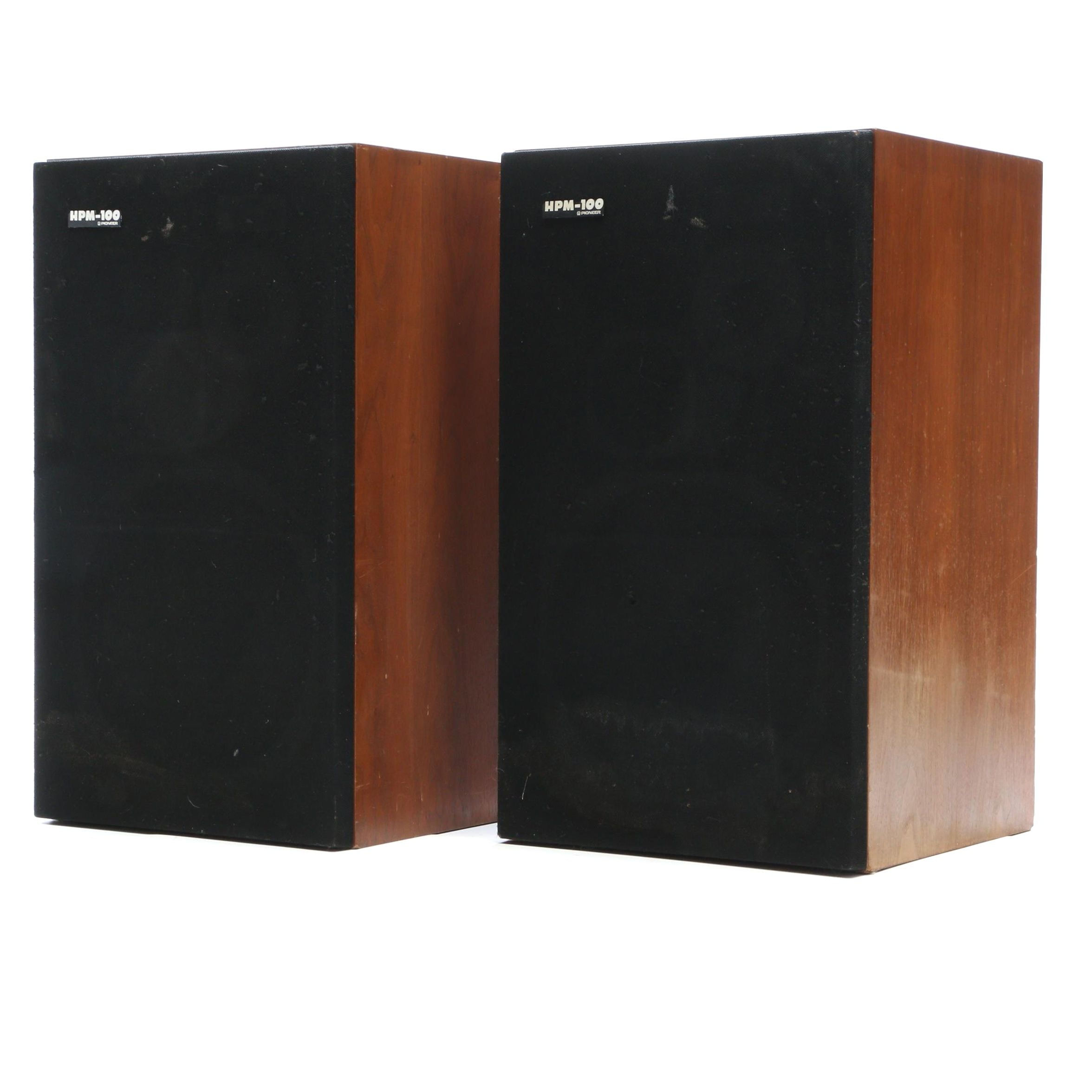 Pair of Pioneer HPM-100 Floor Speakers